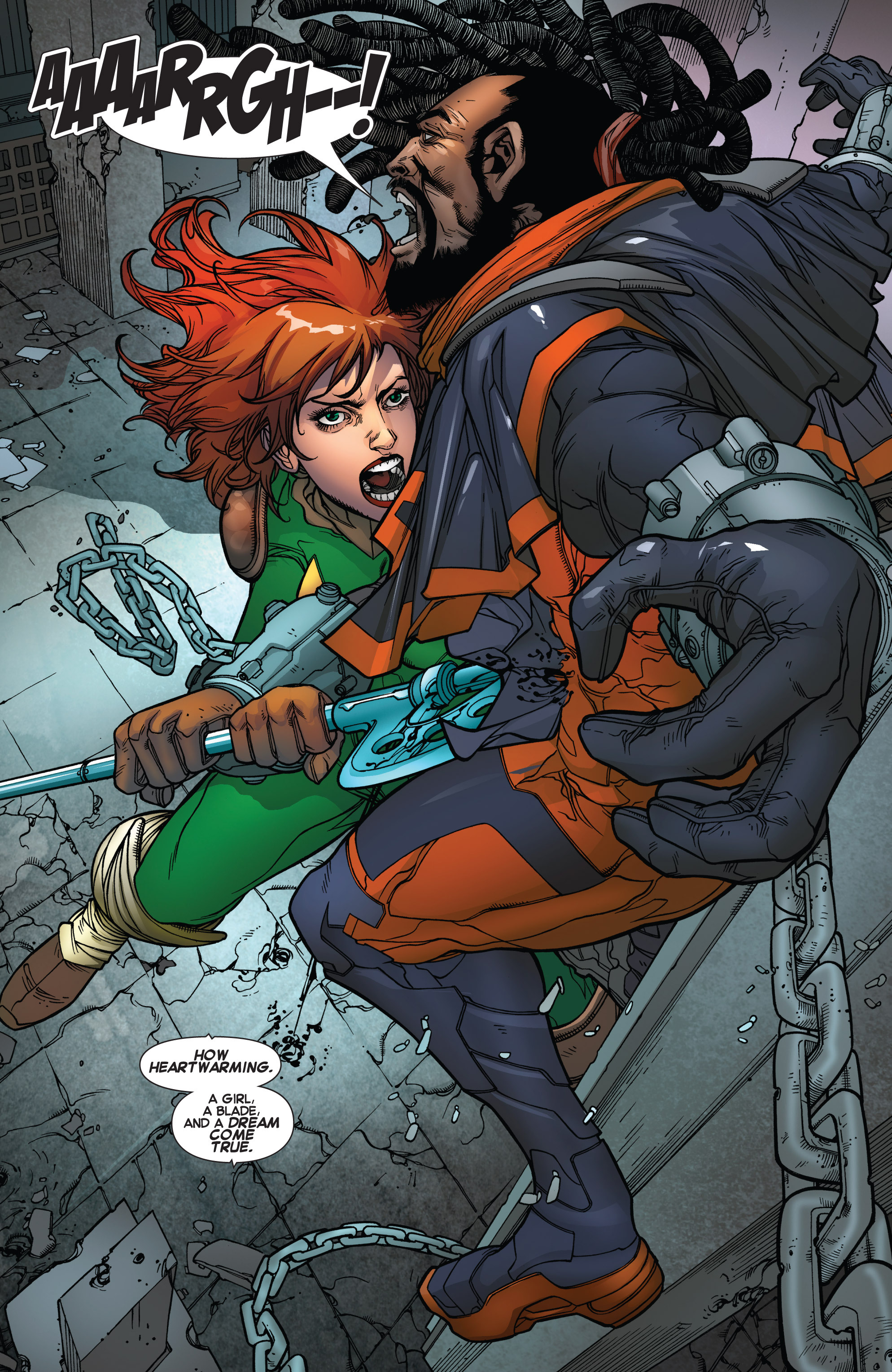 Read online Uncanny X-Force (2013) comic -  Issue #17 - 3