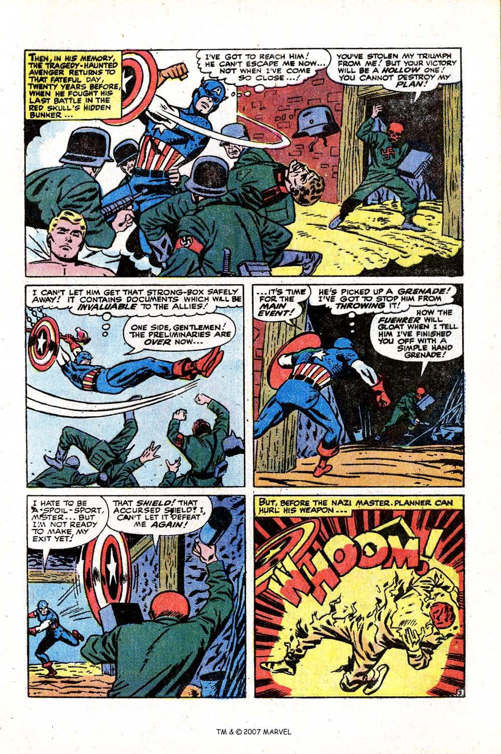 Read online Captain America (1968) comic -  Issue # _Annual 2 - 5