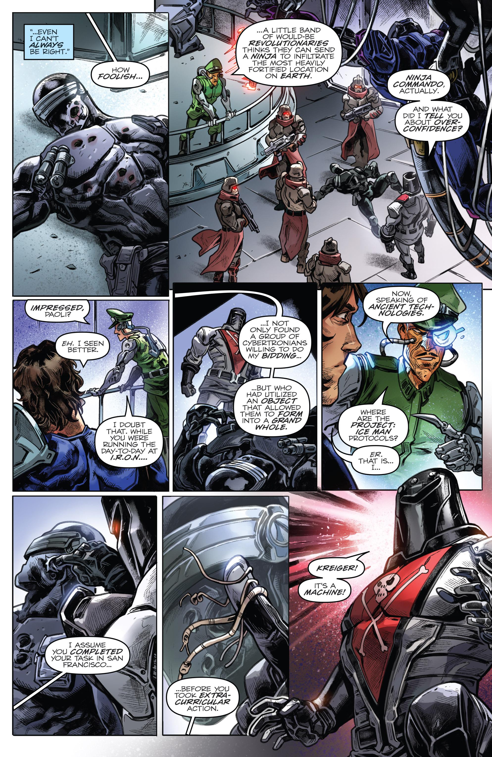 Read online Revolutionaries comic -  Issue #4 - 15