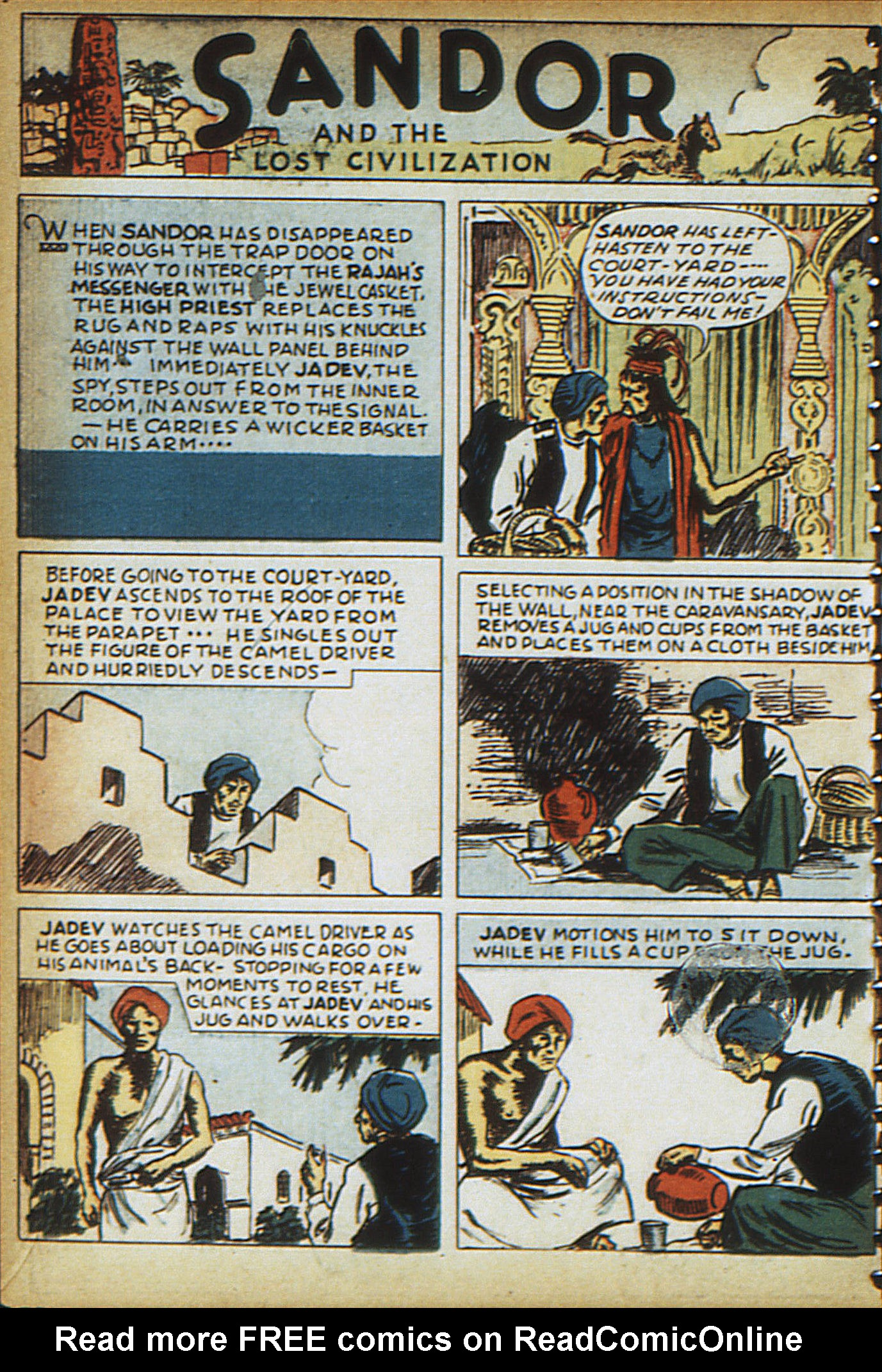 Read online Adventure Comics (1938) comic -  Issue #18 - 51