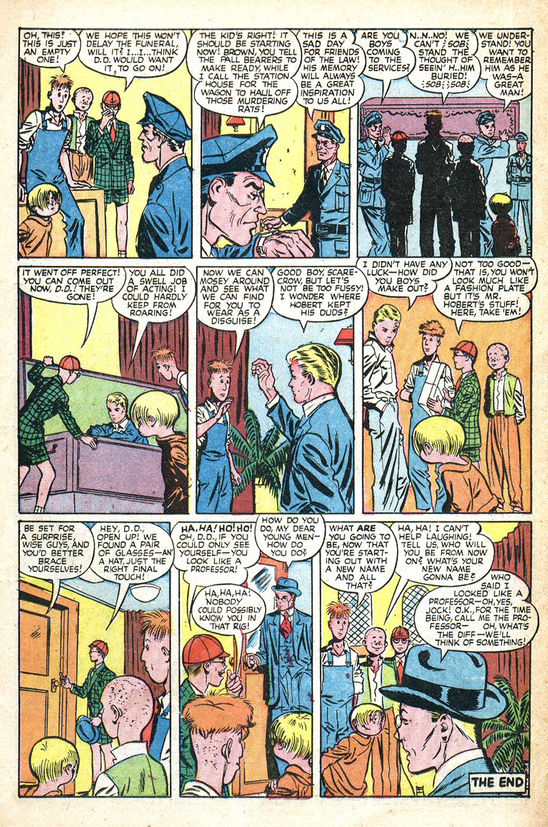 Daredevil (1941) issue 44 - Page 17