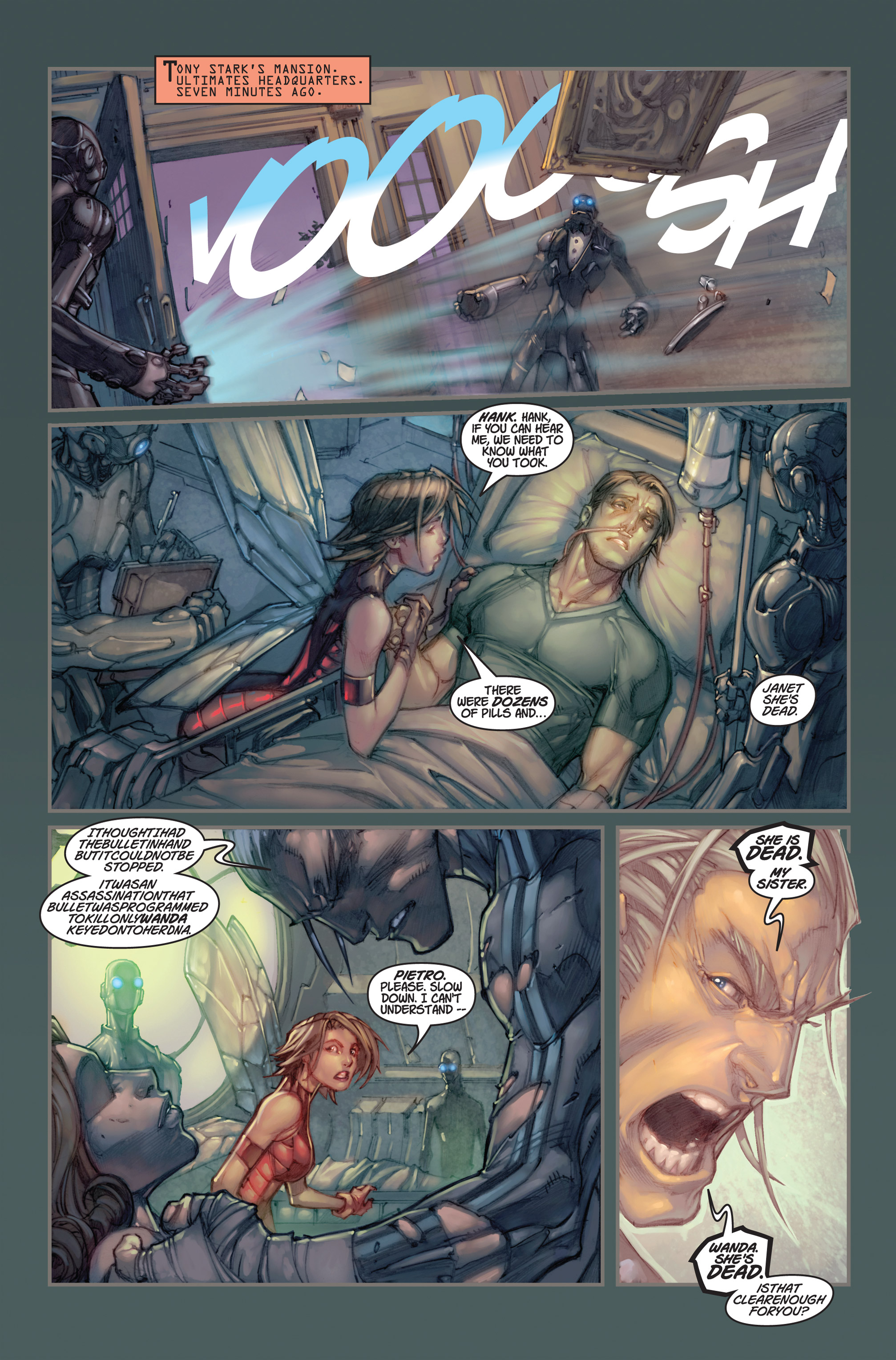 Read online Ultimates 3 comic -  Issue #2 - 9