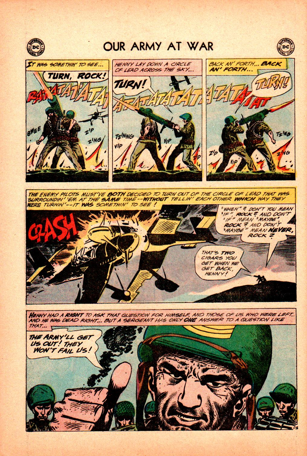 Our Army at War (1952) issue 101 - Page 16