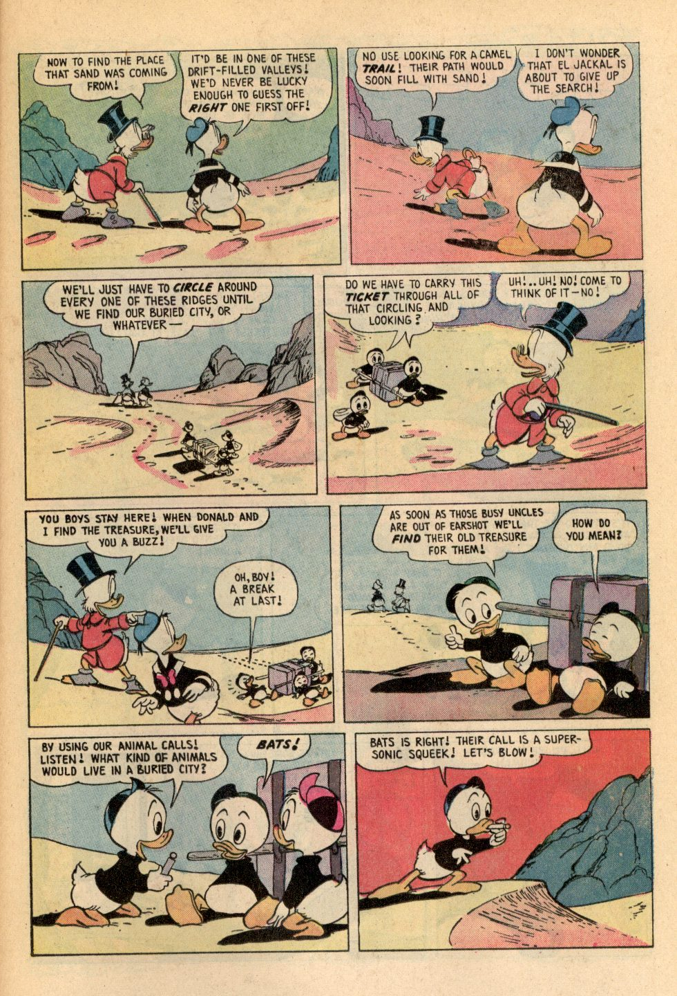 Read online Uncle Scrooge (1953) comic -  Issue #108 - 21