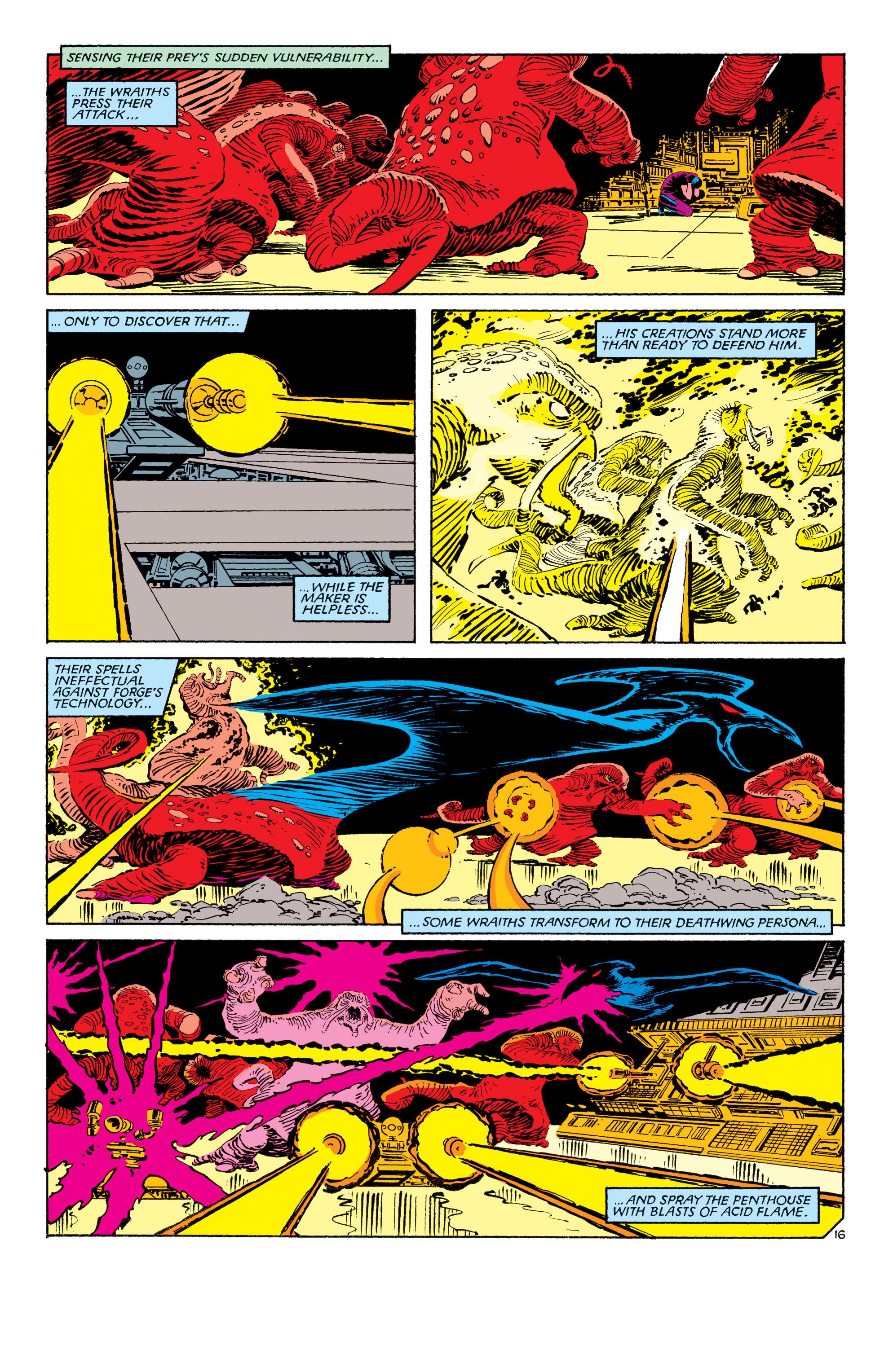 Read online Uncanny X-Men (1963) comic -  Issue #187 - 17