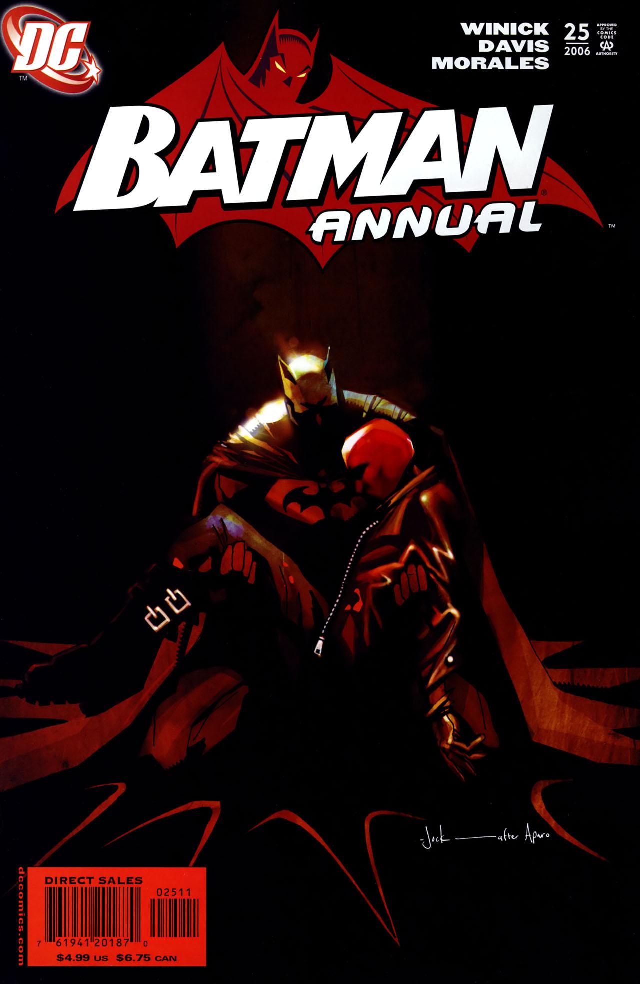 Batman: Under The Hood 14 Page 1