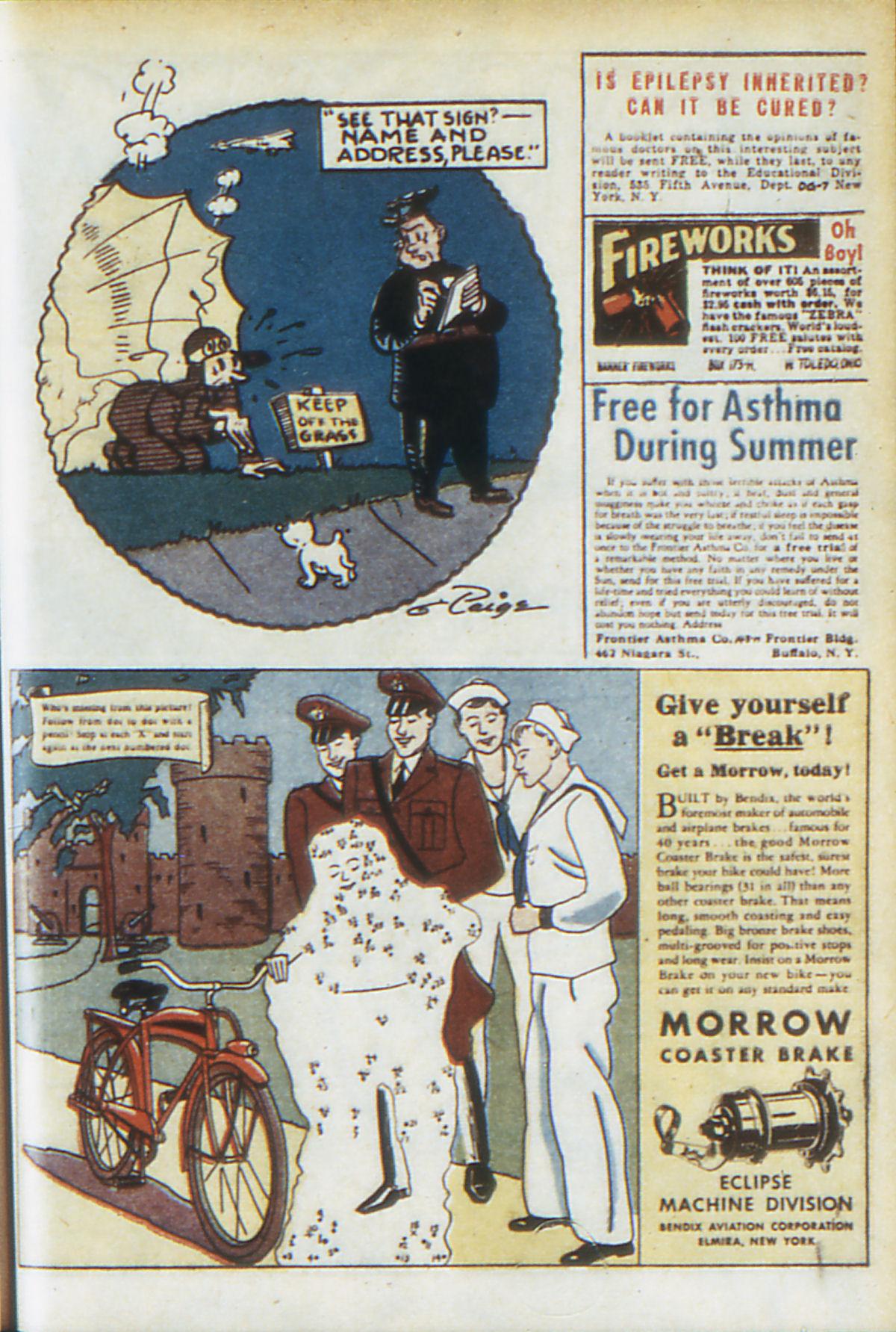 Read online Adventure Comics (1938) comic -  Issue #64 - 58