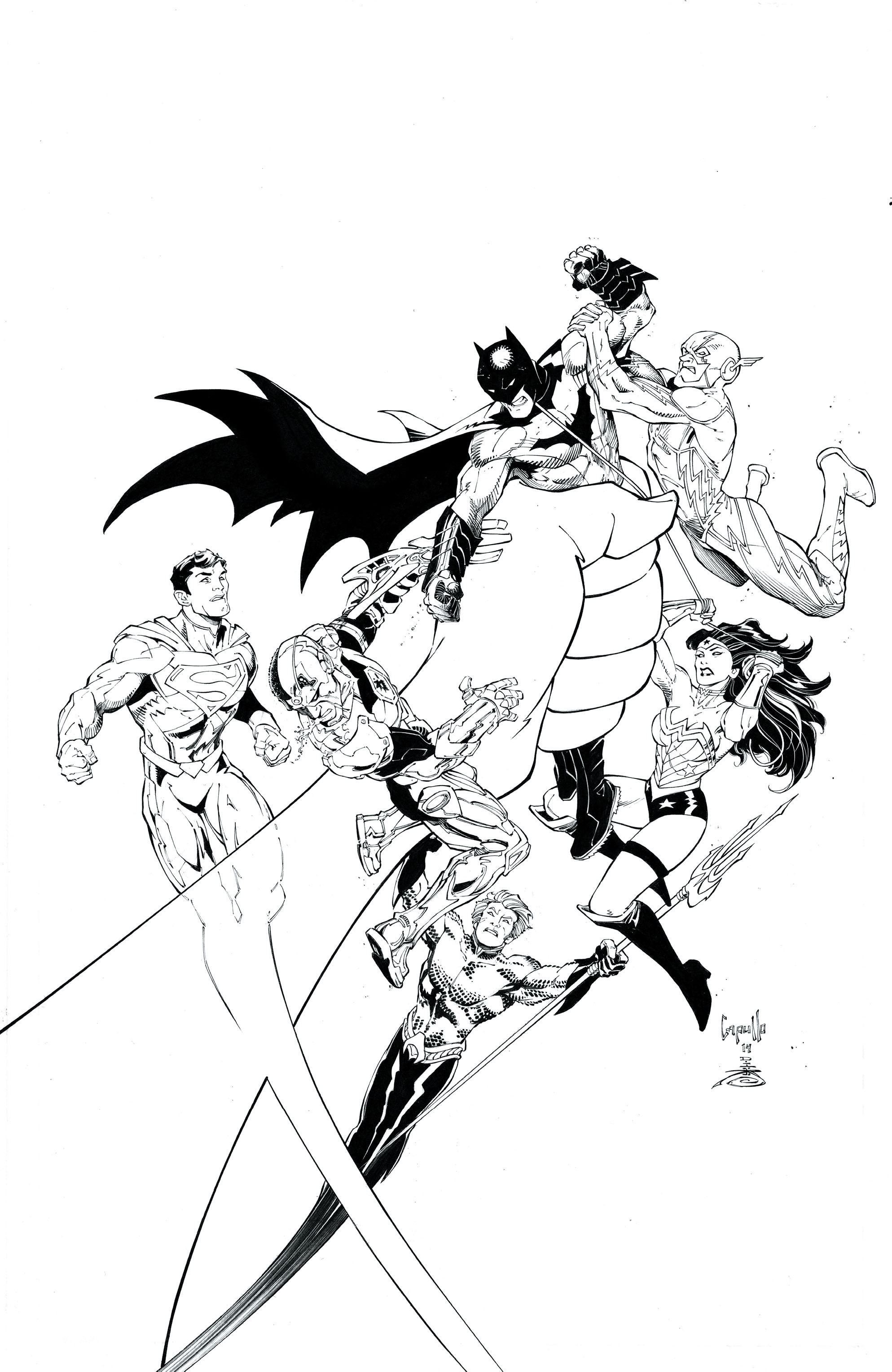 Read online Batman (2011) comic -  Issue # _TPB 7 - 6