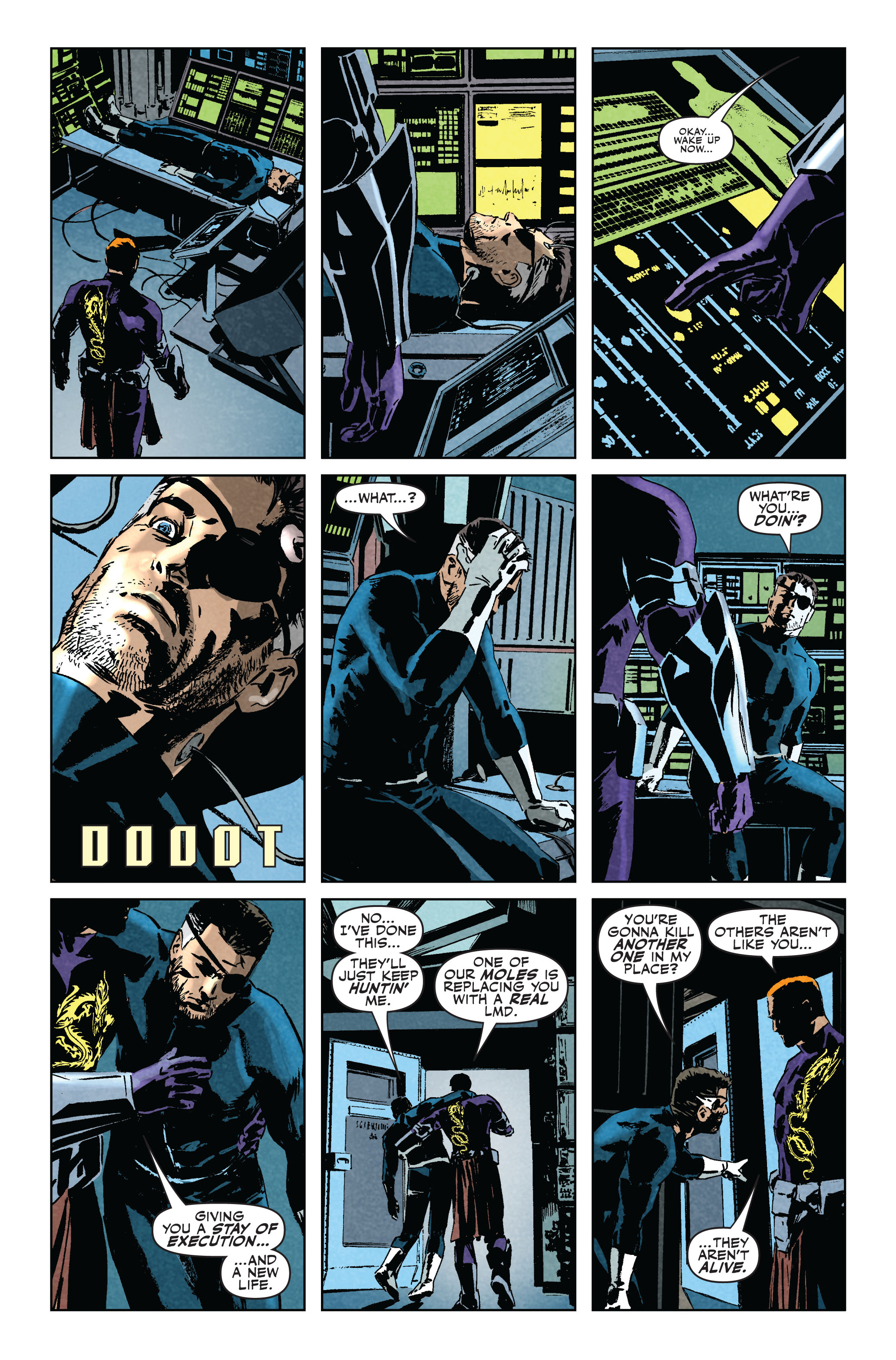 Read online Secret Avengers (2010) comic -  Issue #5 - 21