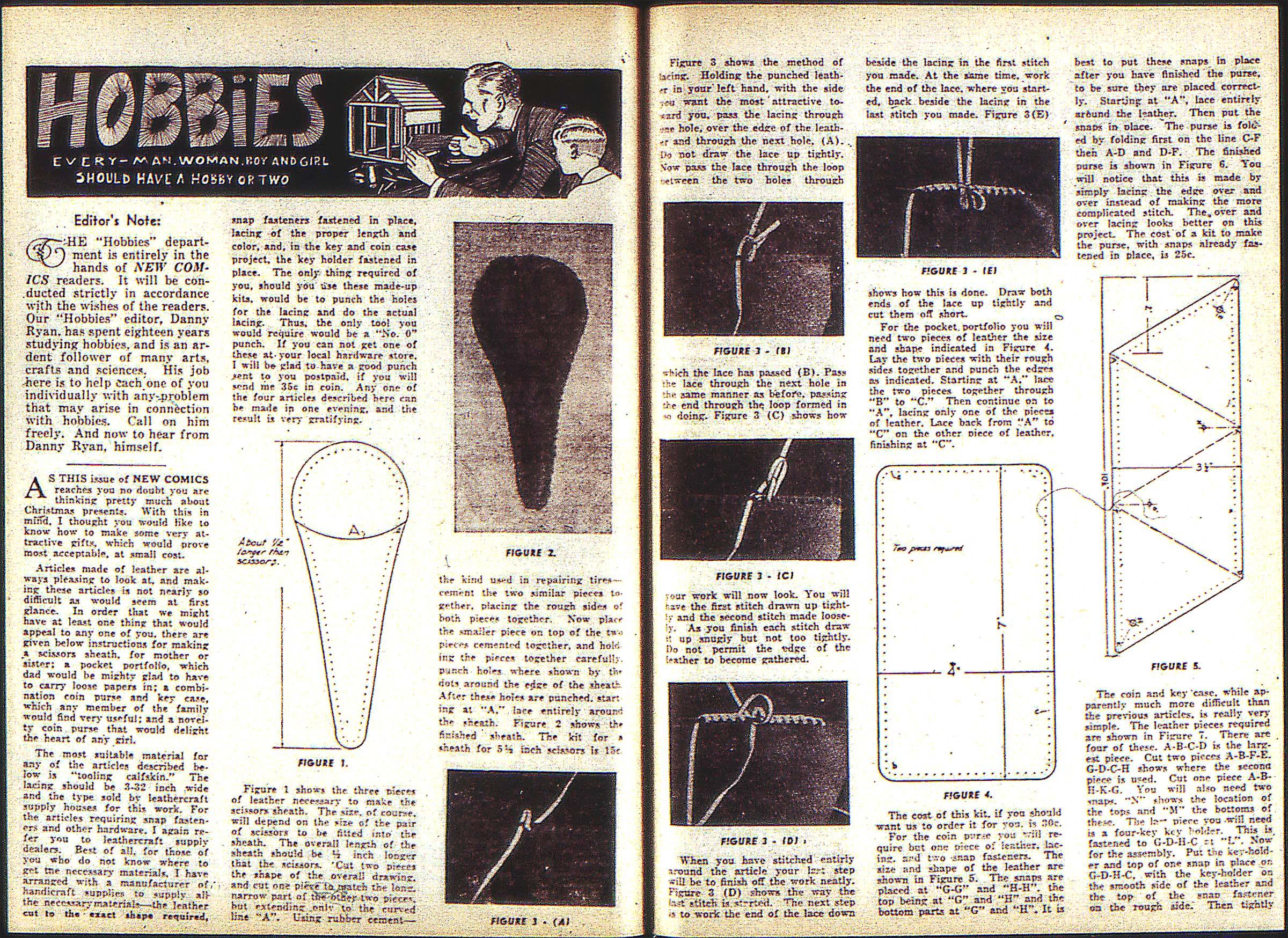 Read online Adventure Comics (1938) comic -  Issue #2 - 30