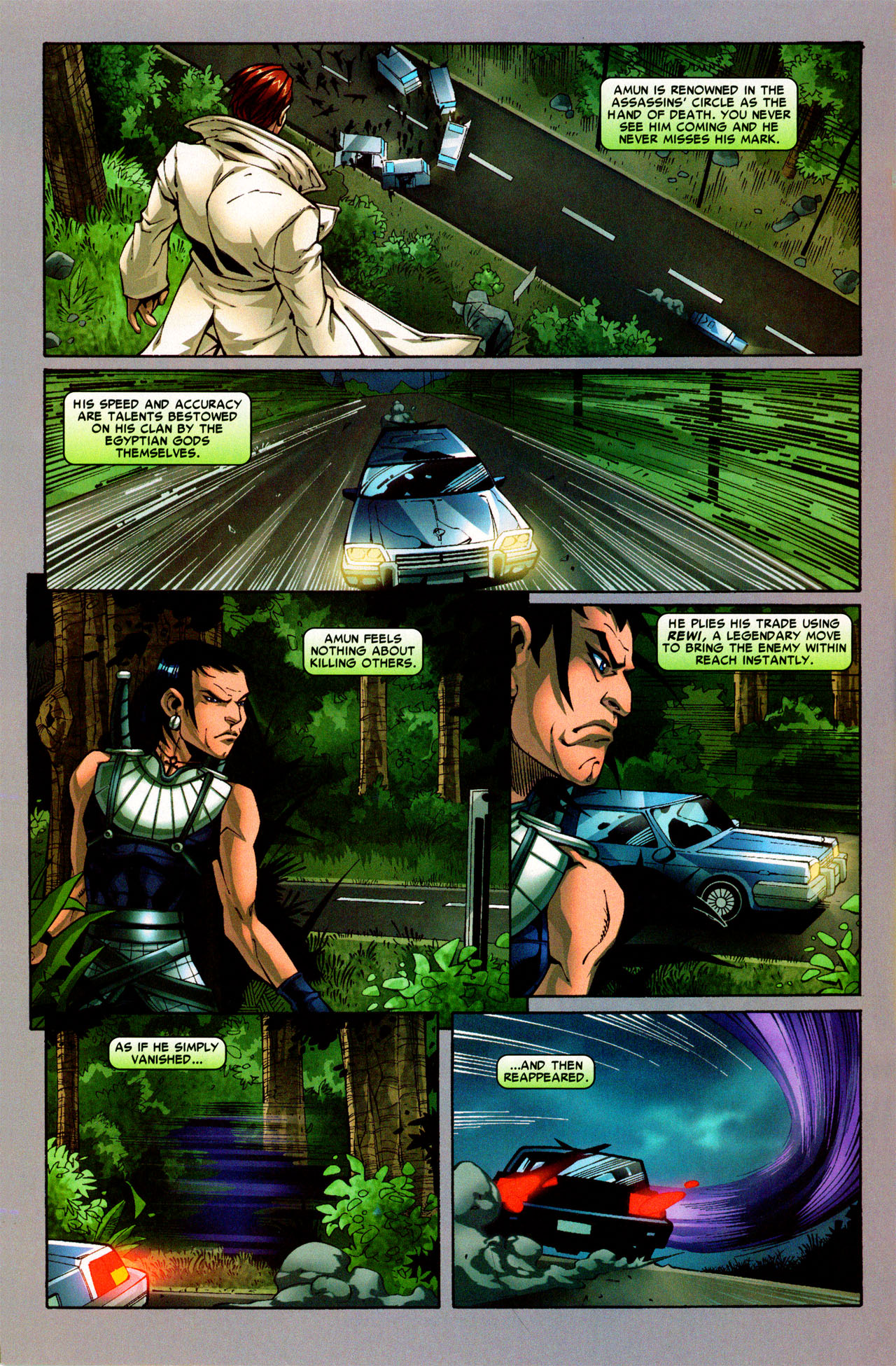 Read online Araña: Heart of the Spider comic -  Issue #3 - 14