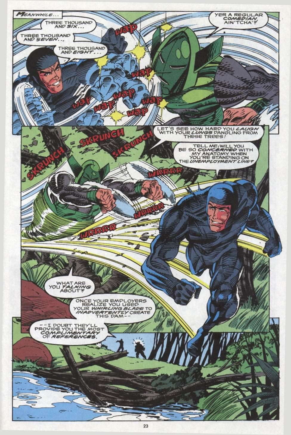 Read online Alpha Flight (1983) comic -  Issue #102 - 18