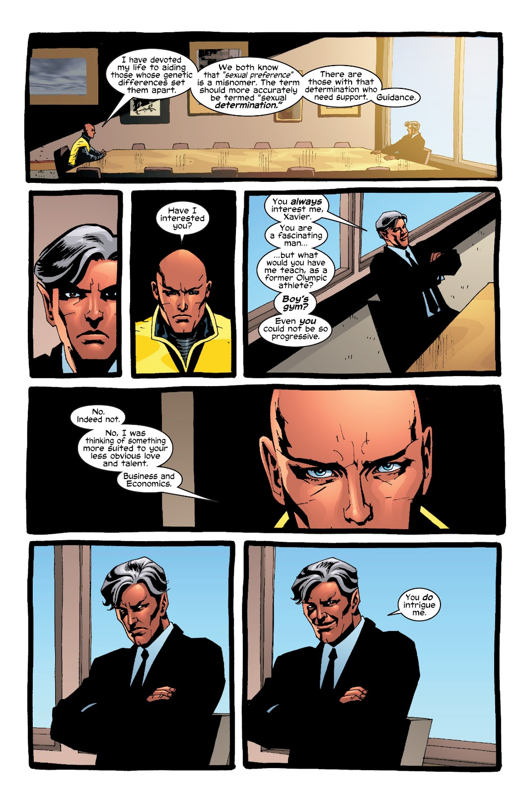 Read online X-Men: Unstoppable comic -  Issue # TPB (Part 2) - 2