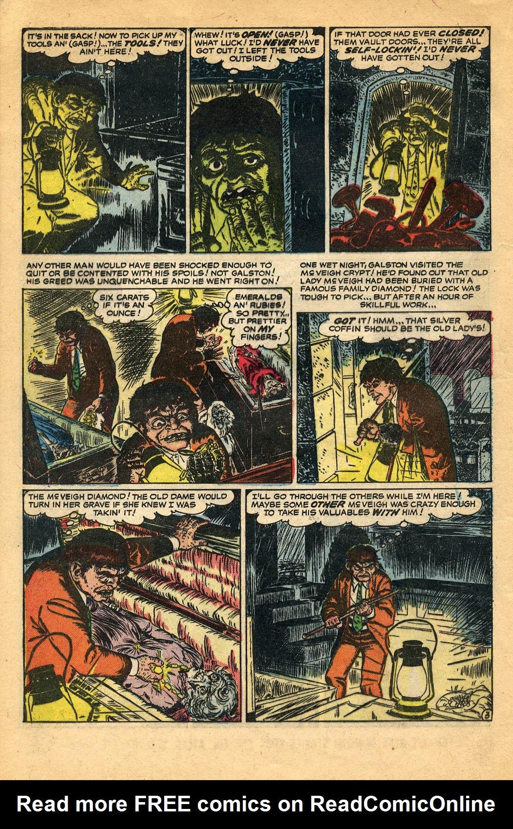 Read online Adventures into Weird Worlds comic -  Issue #29 - 20
