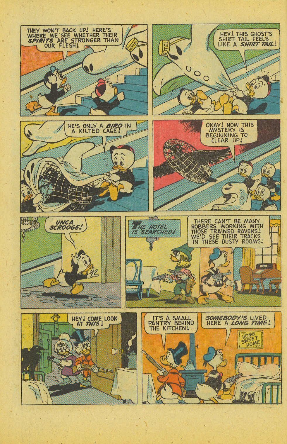 Read online Uncle Scrooge (1953) comic -  Issue #122 - 26