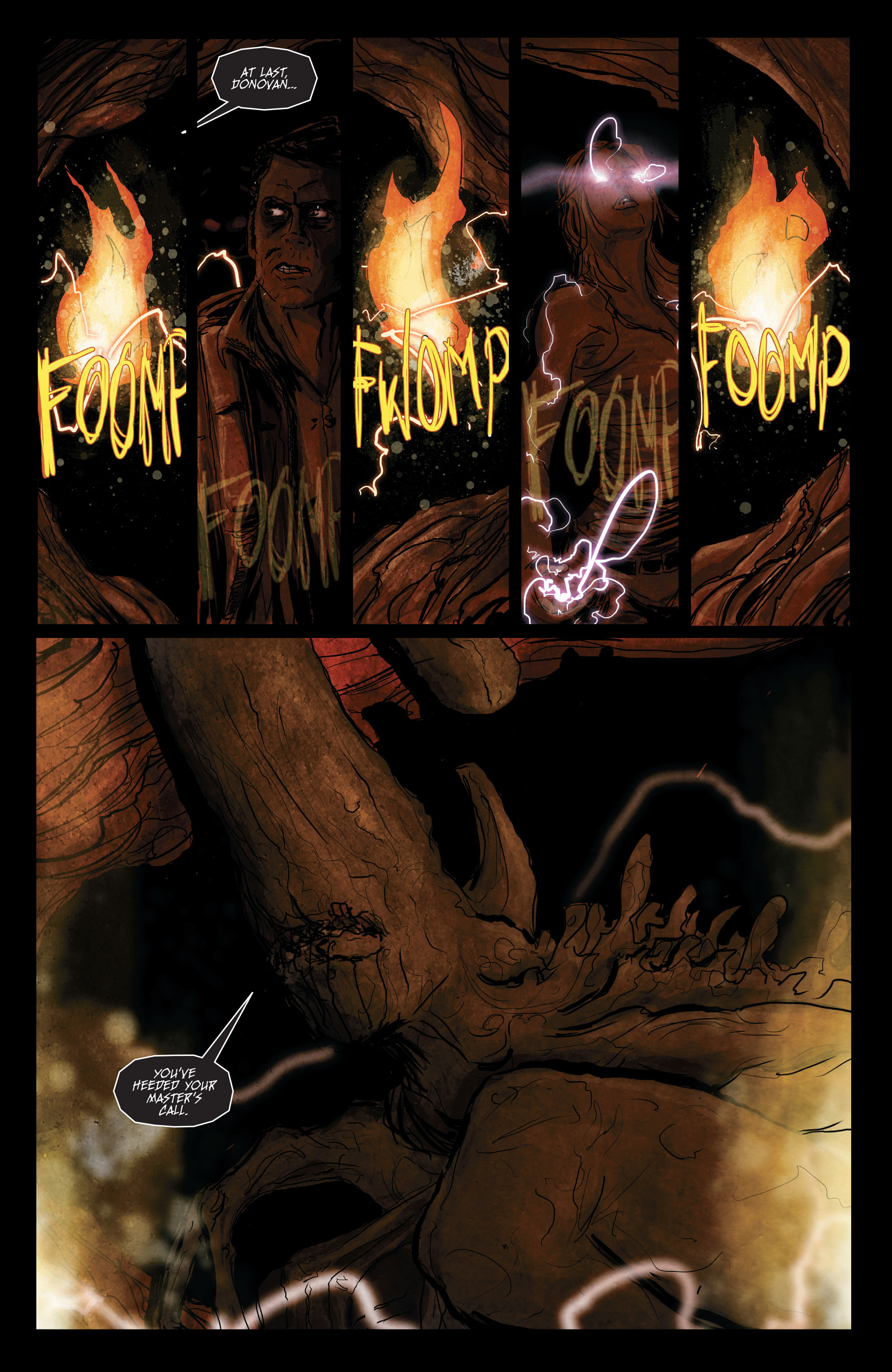 Read online Hoax Hunters (2012) comic -  Issue # TPB 3 - 36