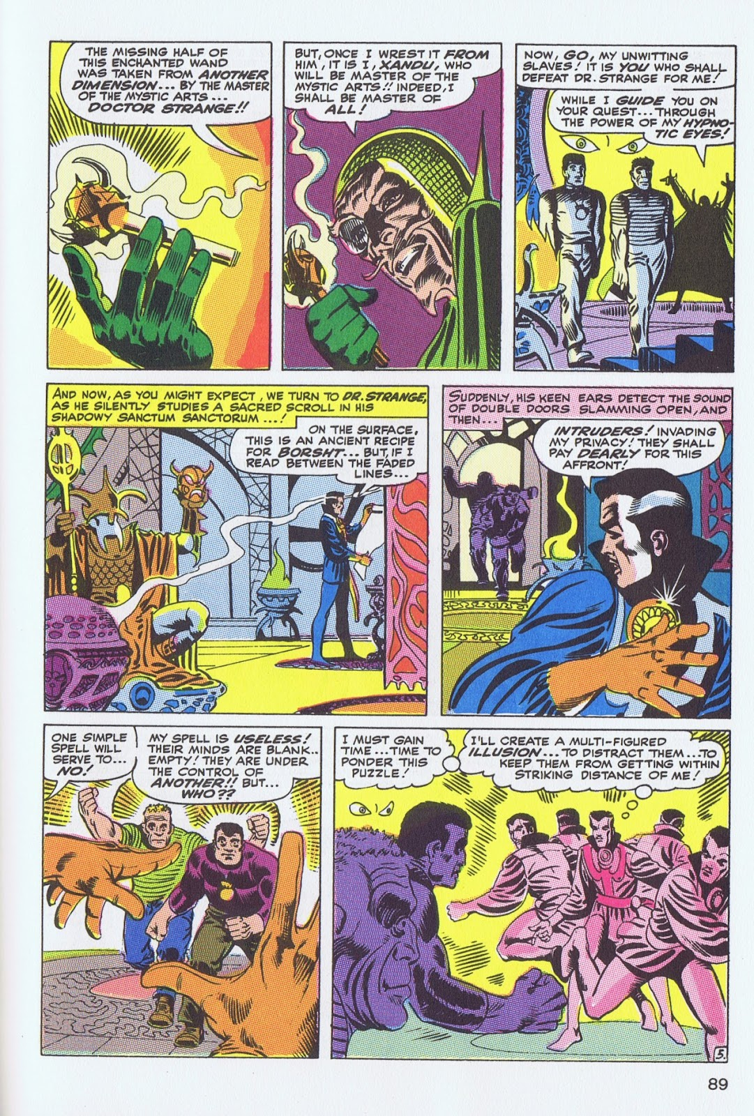 Doctor Strange: Master of the Mystic Arts issue TPB - Page 84