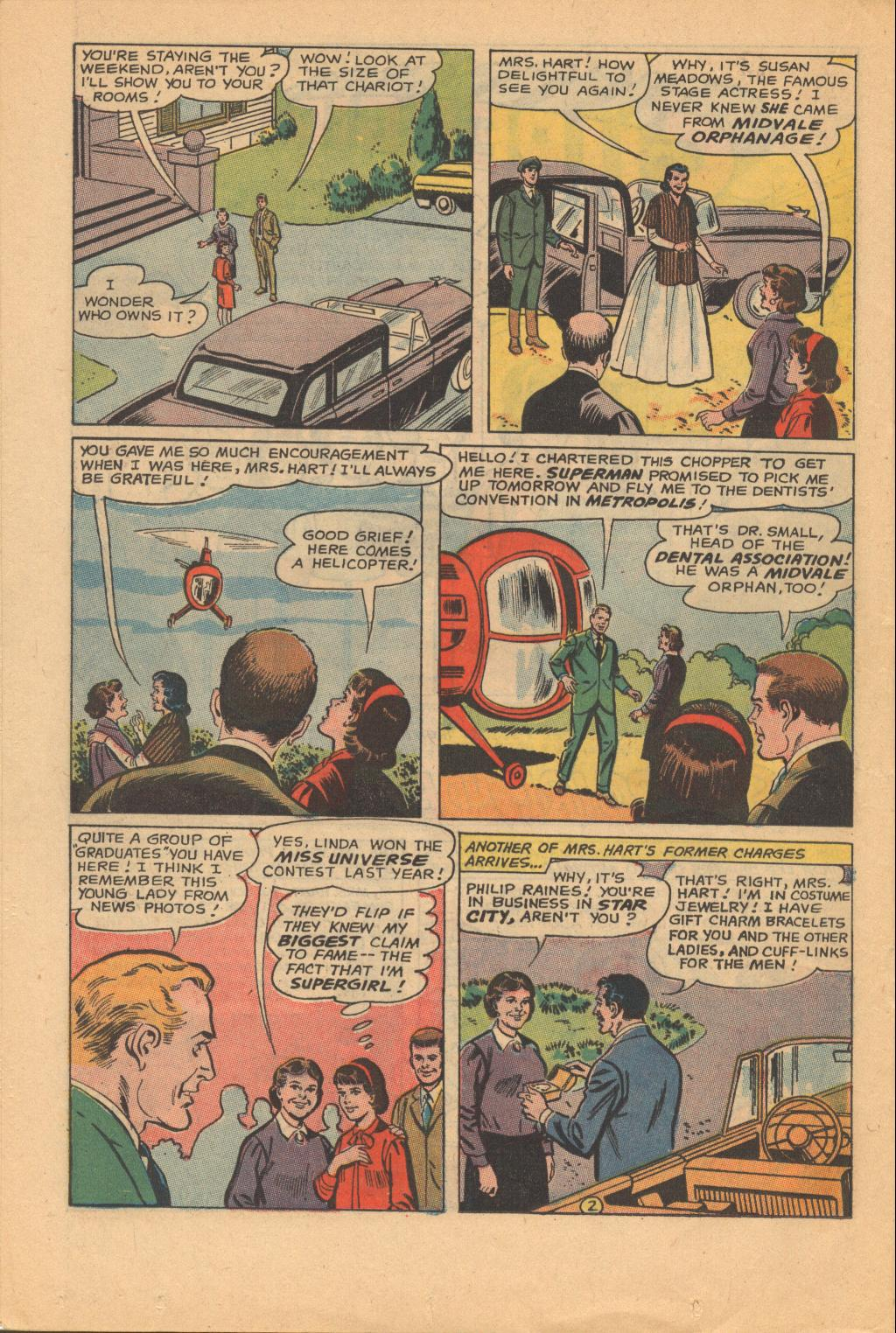 Read online Action Comics (1938) comic -  Issue #340 - 21