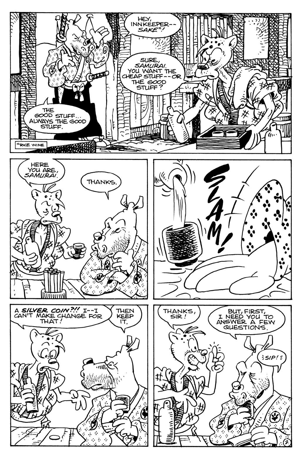 Usagi Yojimbo (1996) Issue #79 #79 - English 12