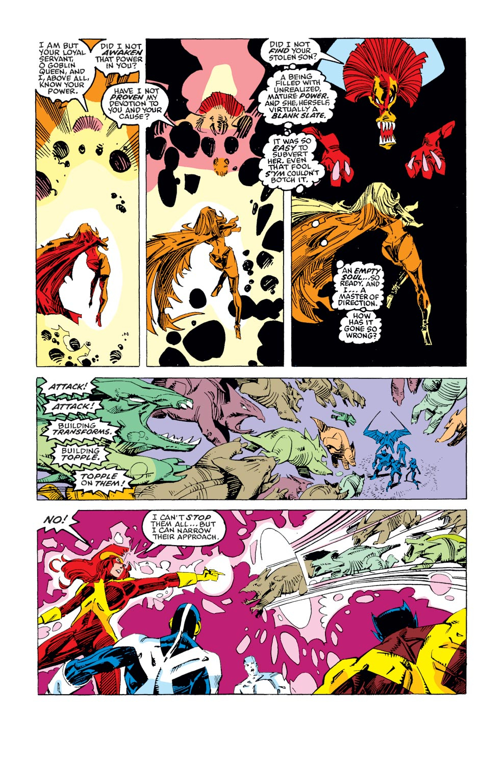 Read online X-Factor (1986) comic -  Issue #37 - 14