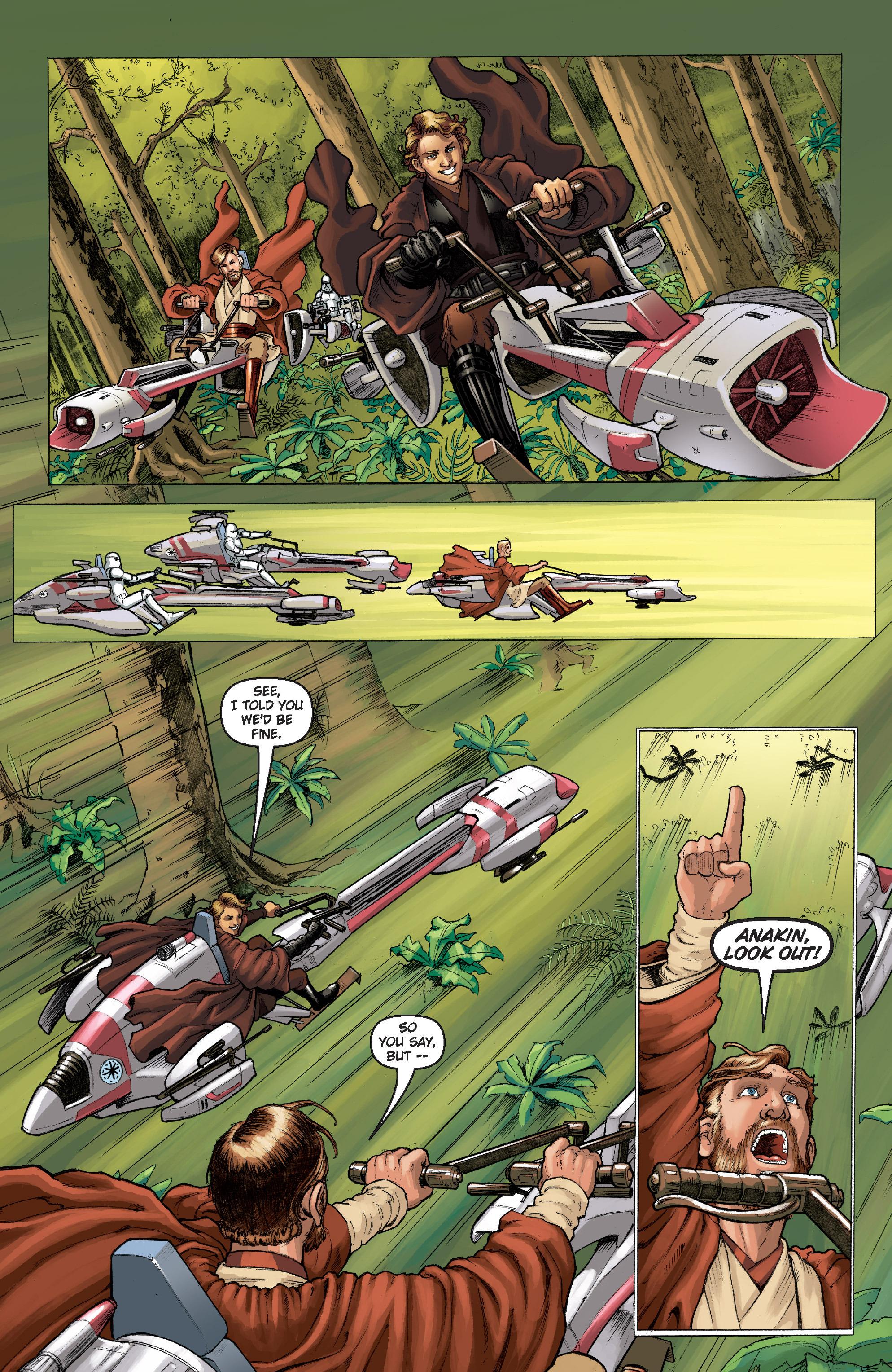 Read online Star Wars Omnibus comic -  Issue # Vol. 26 - 193