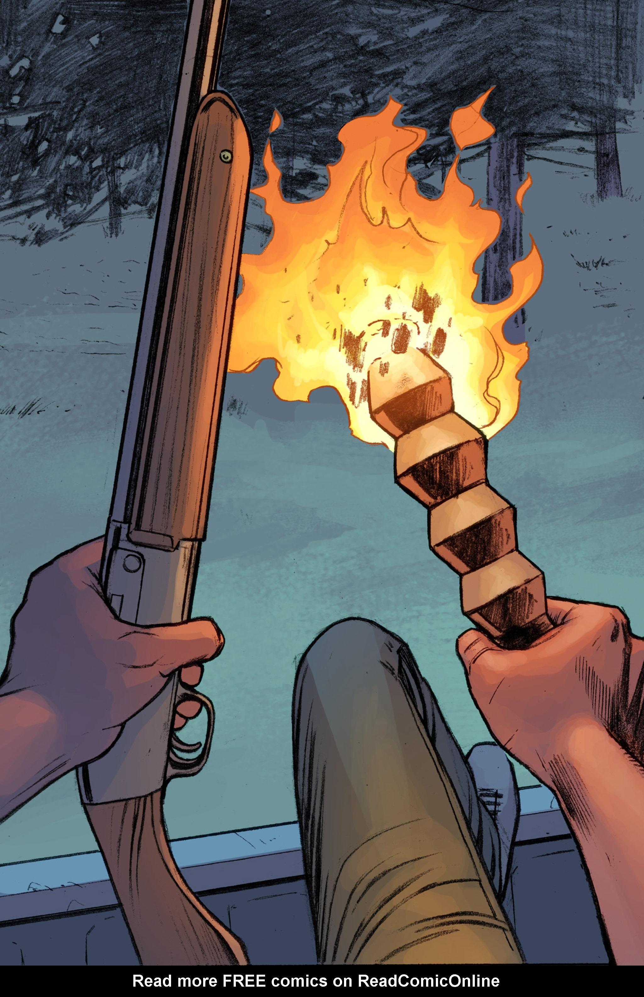 Read online Soul comic -  Issue #2 - 103