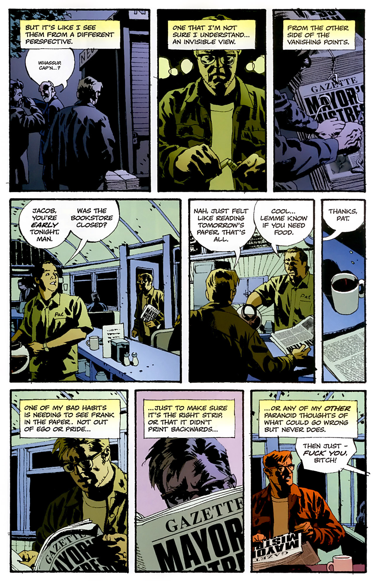 Read online Criminal (2008) comic -  Issue #4 - 9