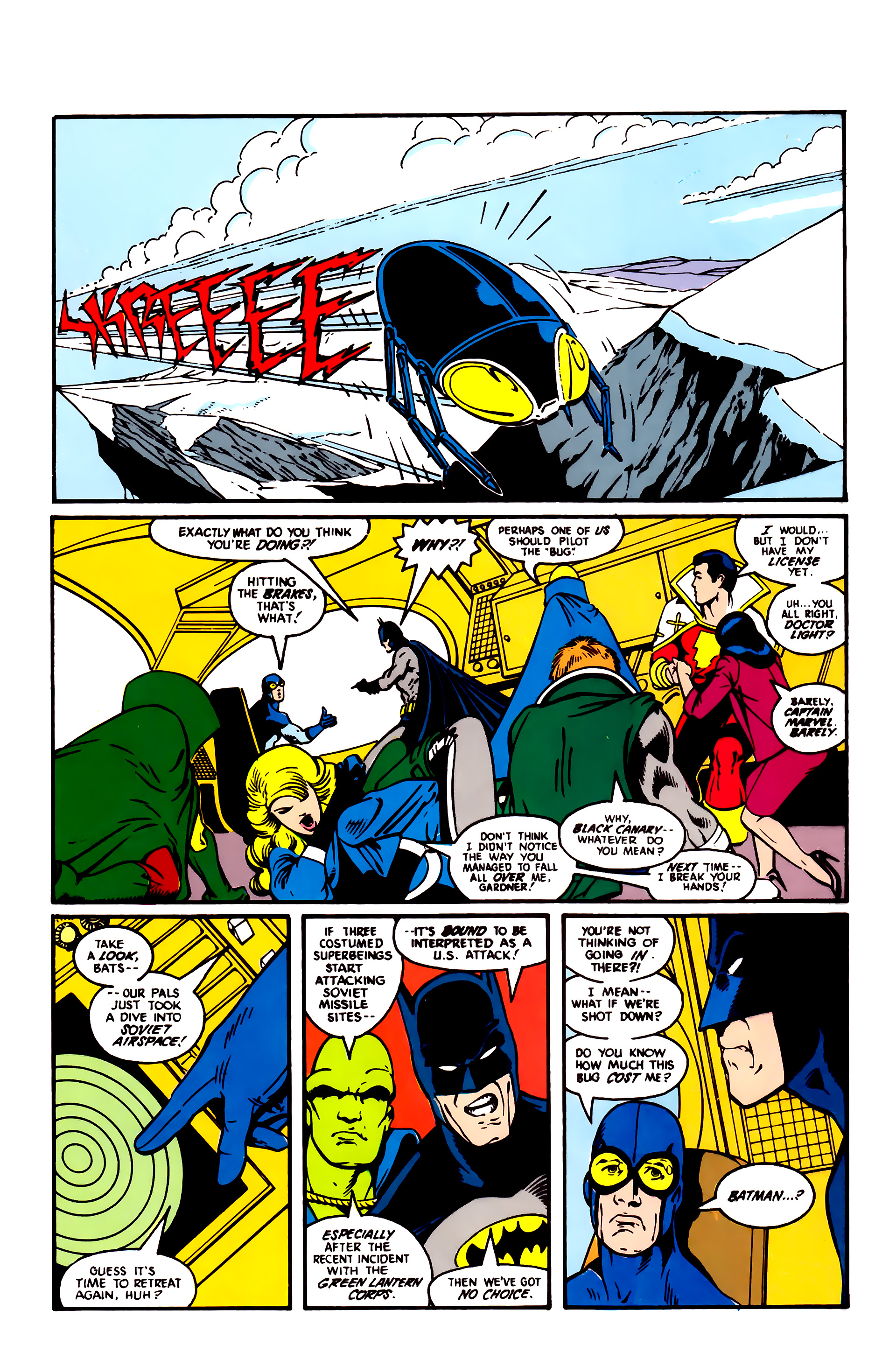 Read online Justice League (1987) comic -  Issue #3 - 7