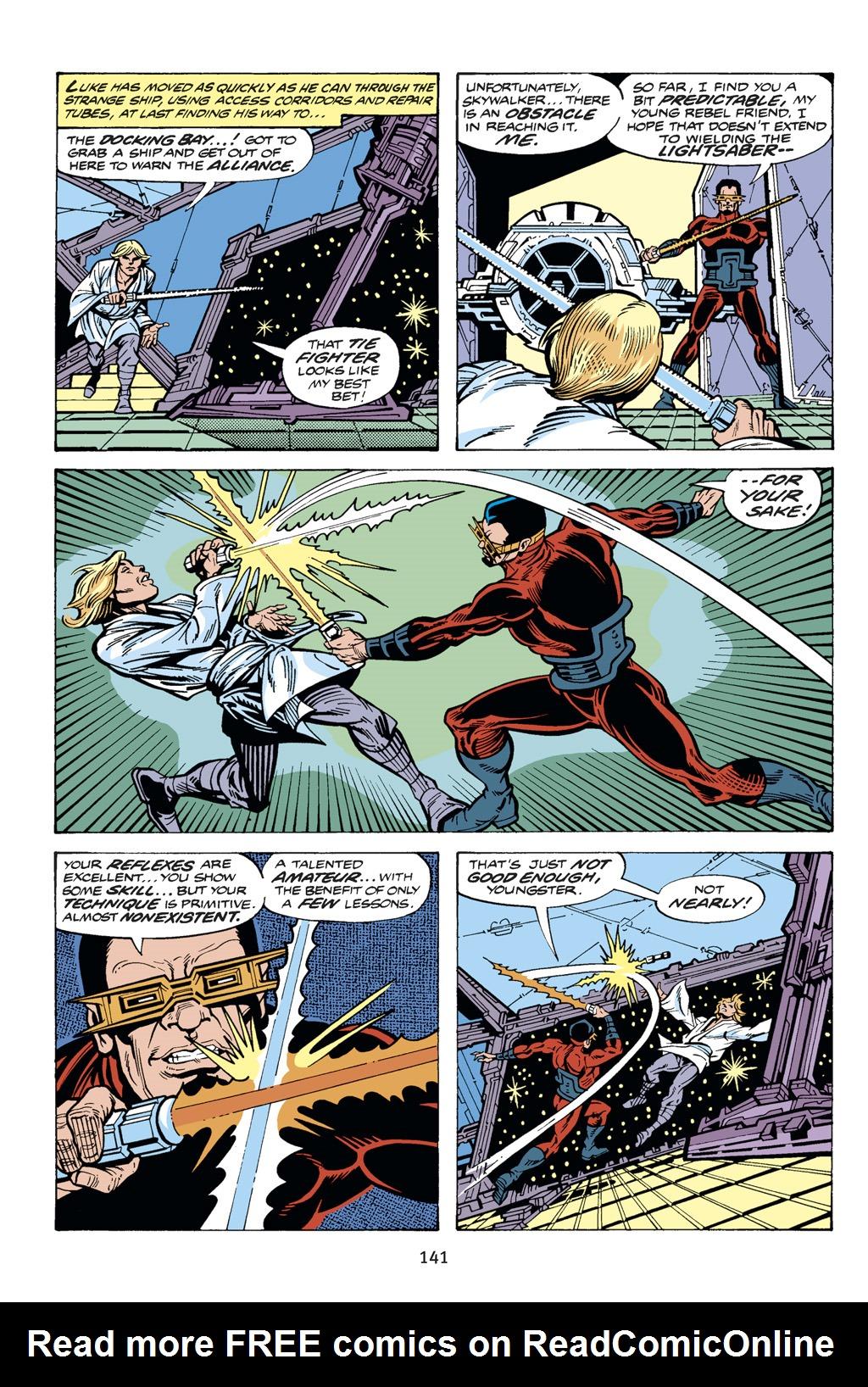 Read online Star Wars Omnibus comic -  Issue # Vol. 14 - 141