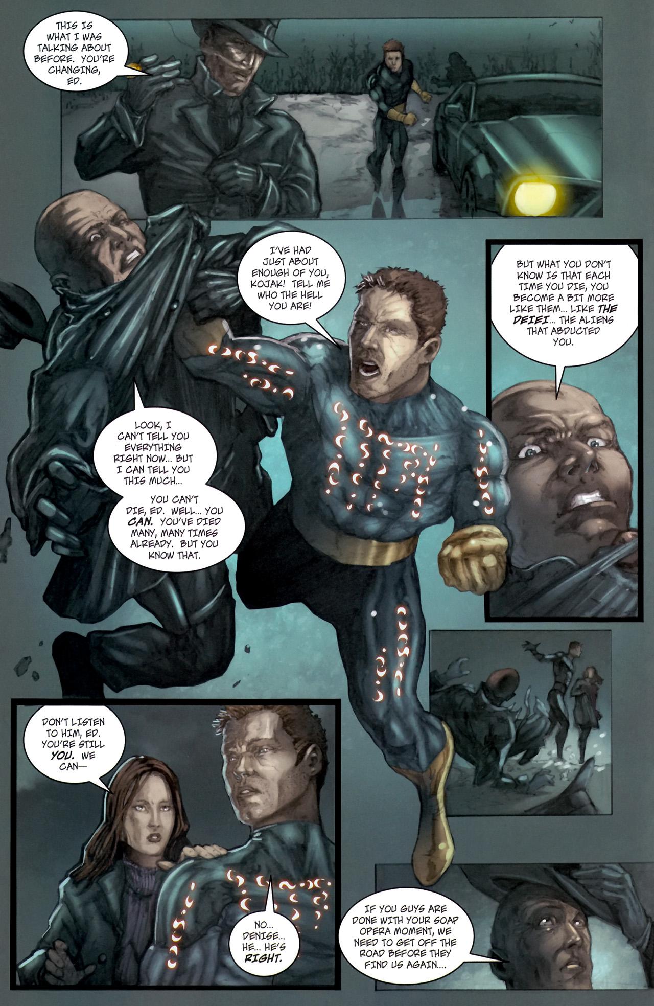 Read online Phoenix comic -  Issue #3 - 13