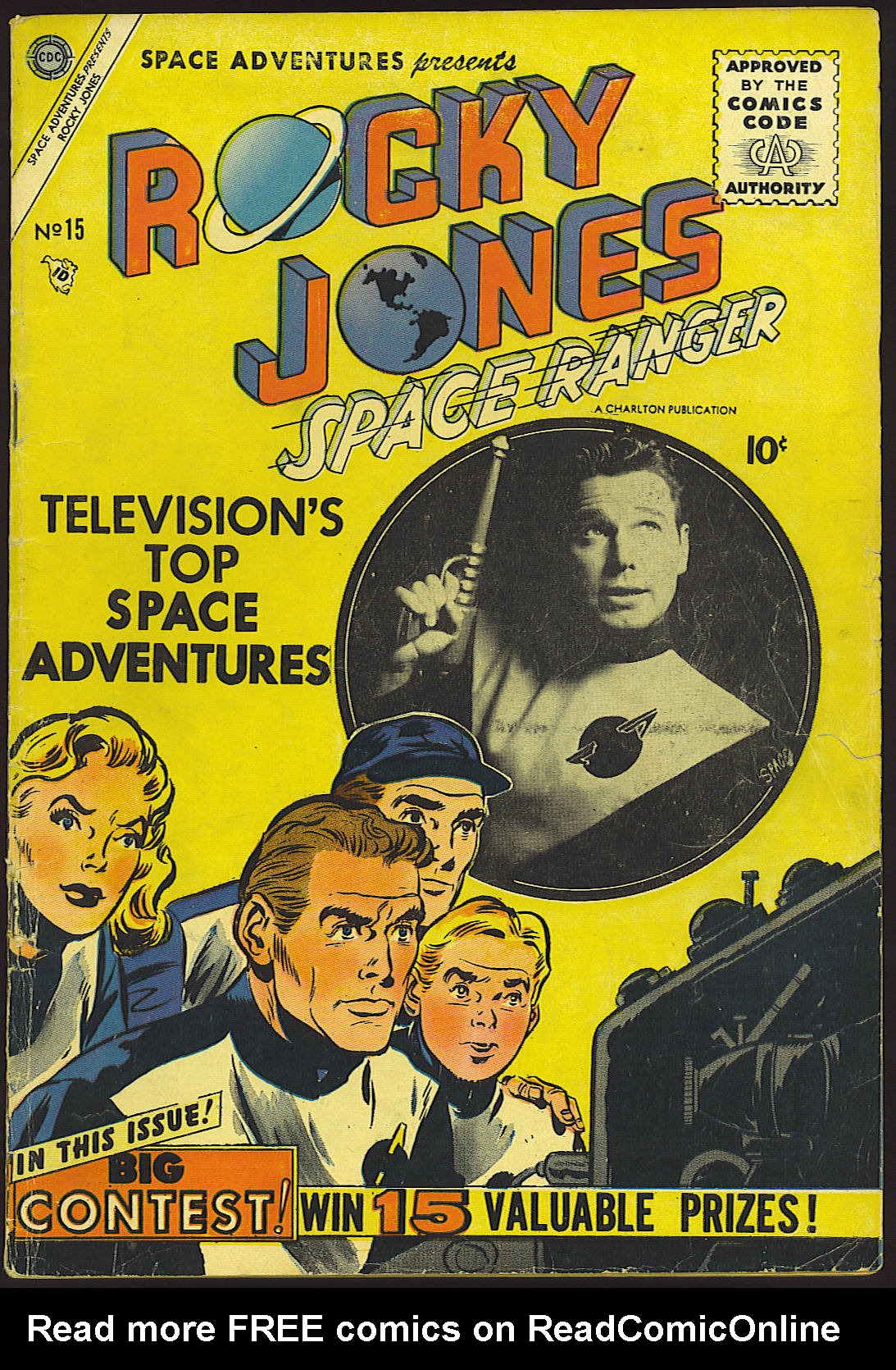 Read online Space Adventures comic -  Issue #15 - 1