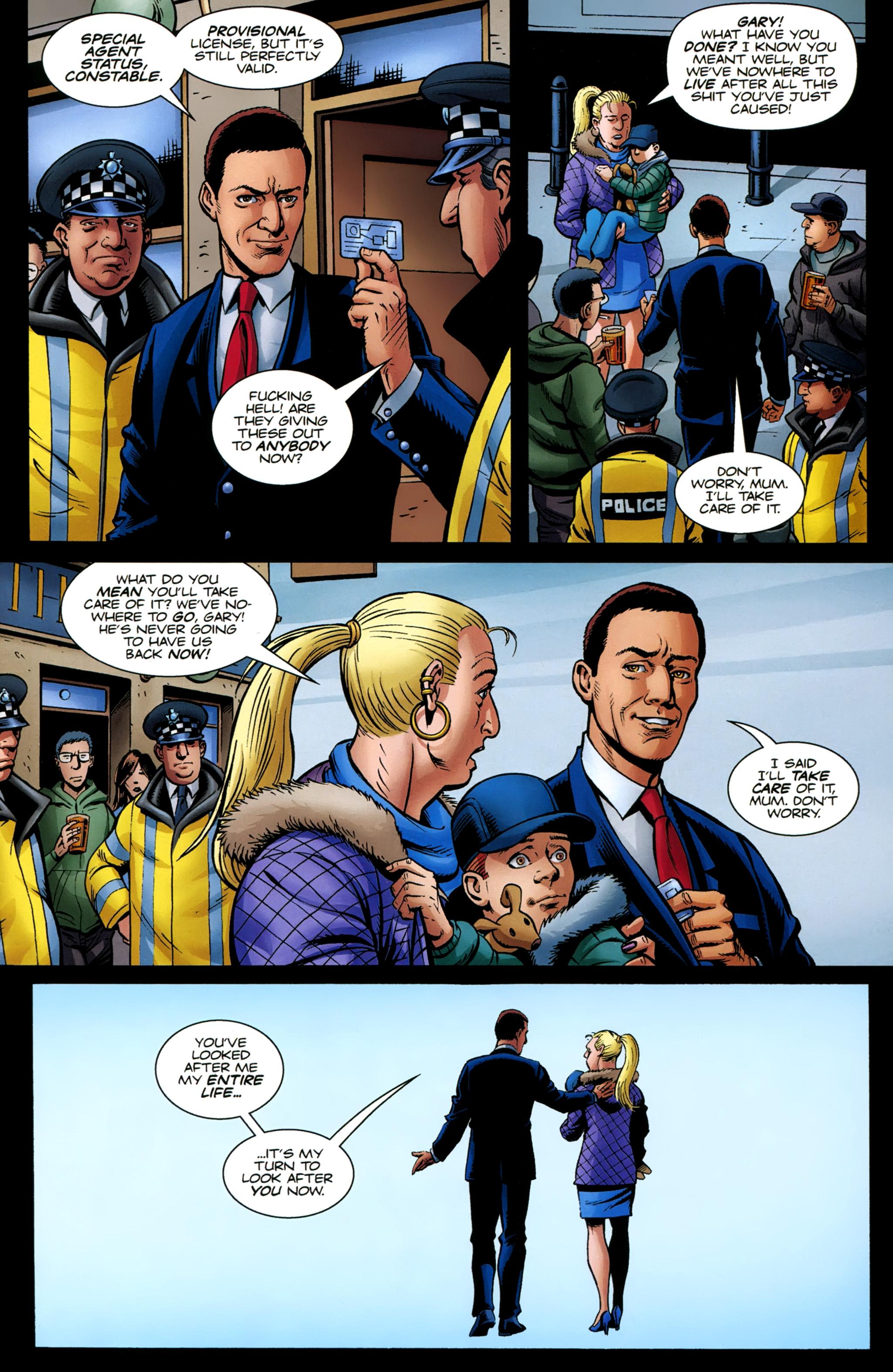 Read online Secret Service comic -  Issue #5 - 10