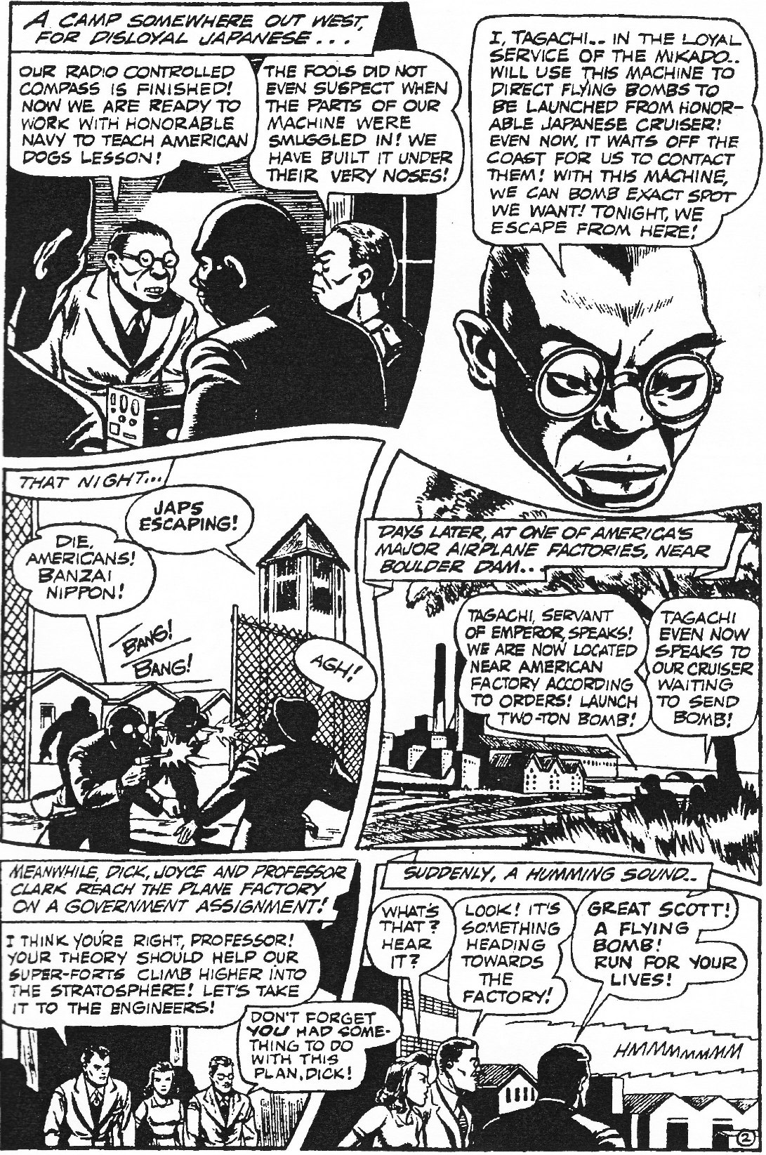 Read online Men of Mystery Comics comic -  Issue #84 - 47