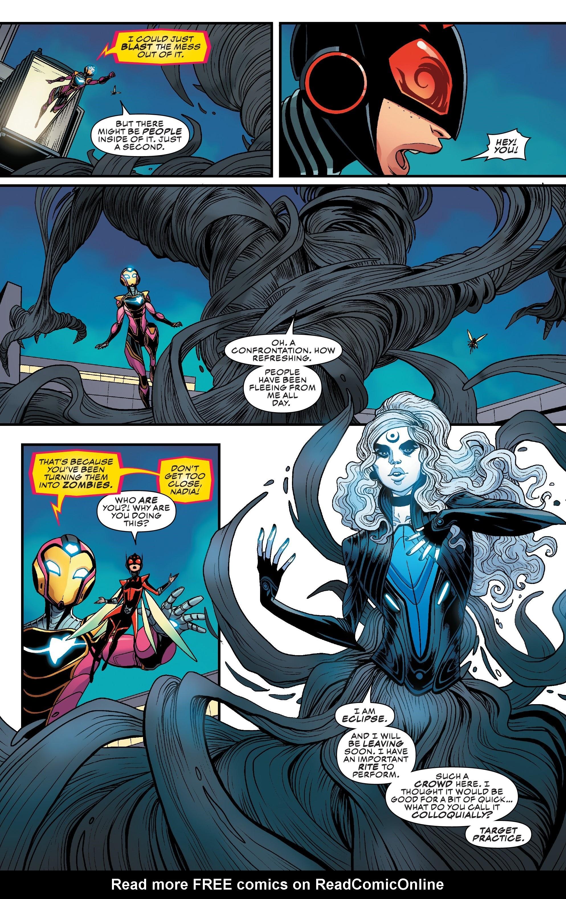 Ironheart 7 Page 16