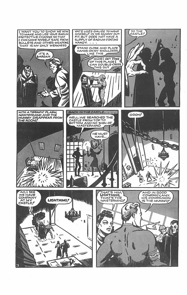 Read online Men of Mystery Comics comic -  Issue #29 - 12