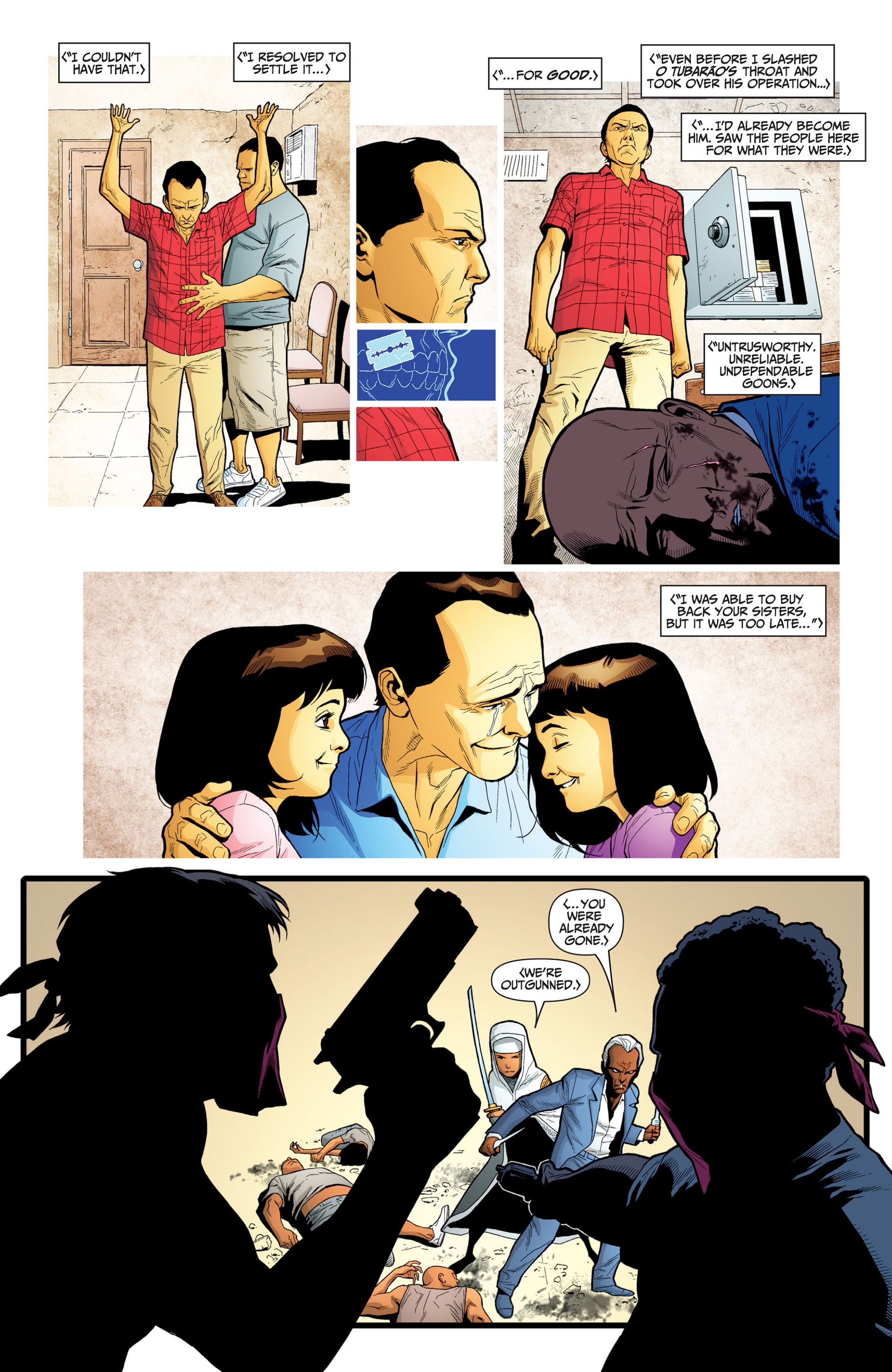 Read online Archer and Armstrong comic -  Issue #24 - 21