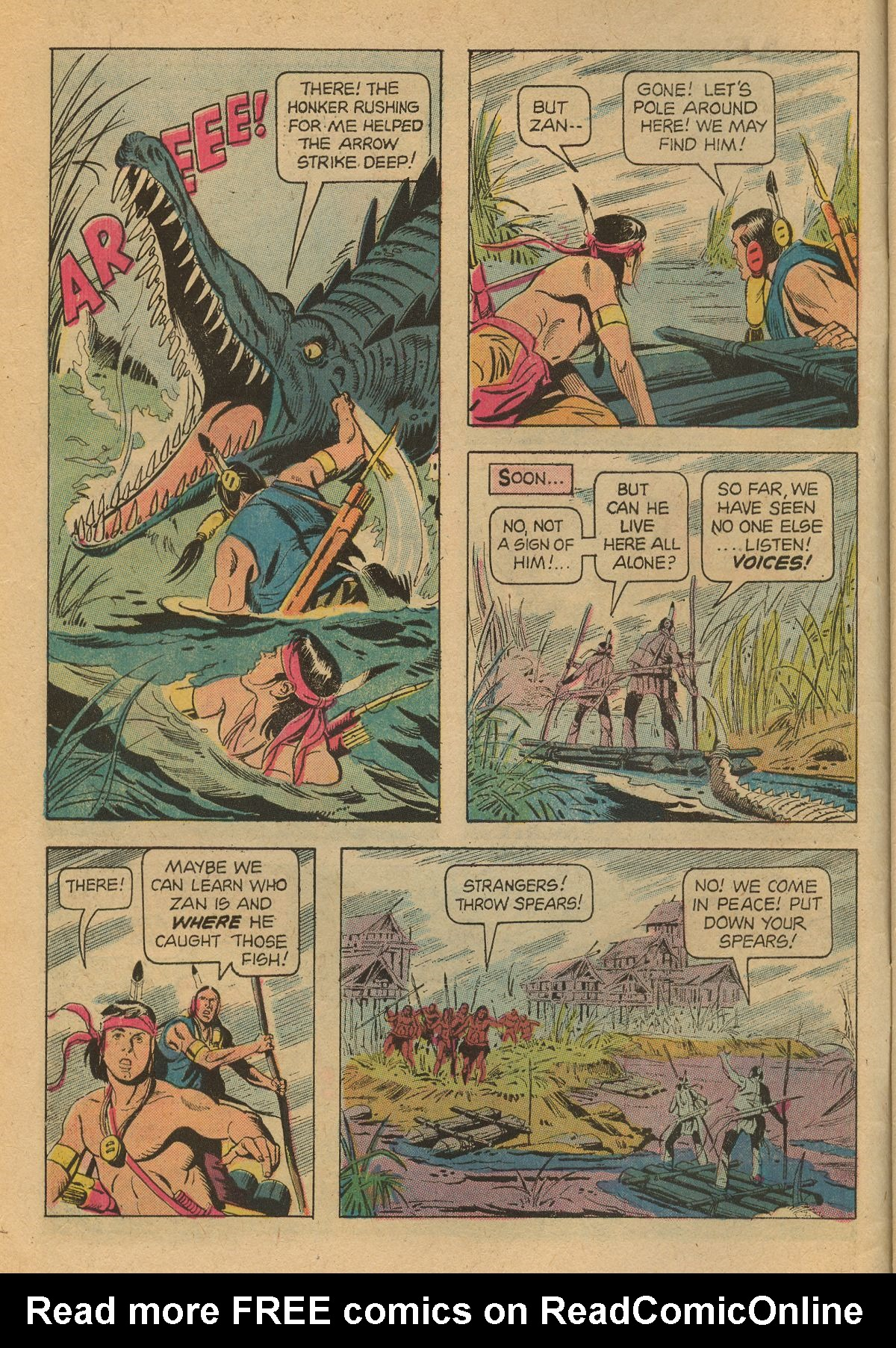 Read online Turok, Son of Stone comic -  Issue #99 - 6