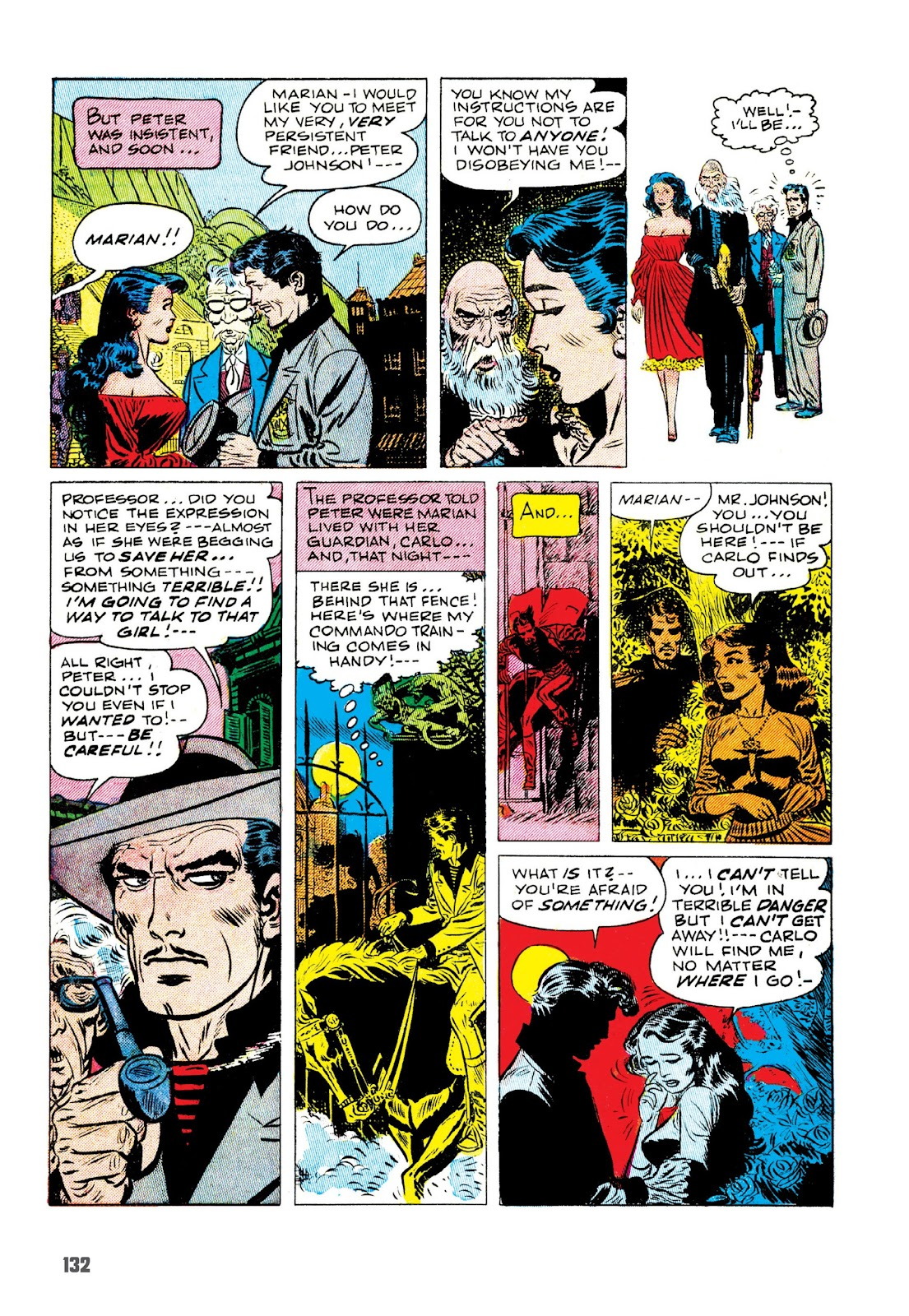 Read online The Joe Kubert Archives comic -  Issue # TPB (Part 2) - 43