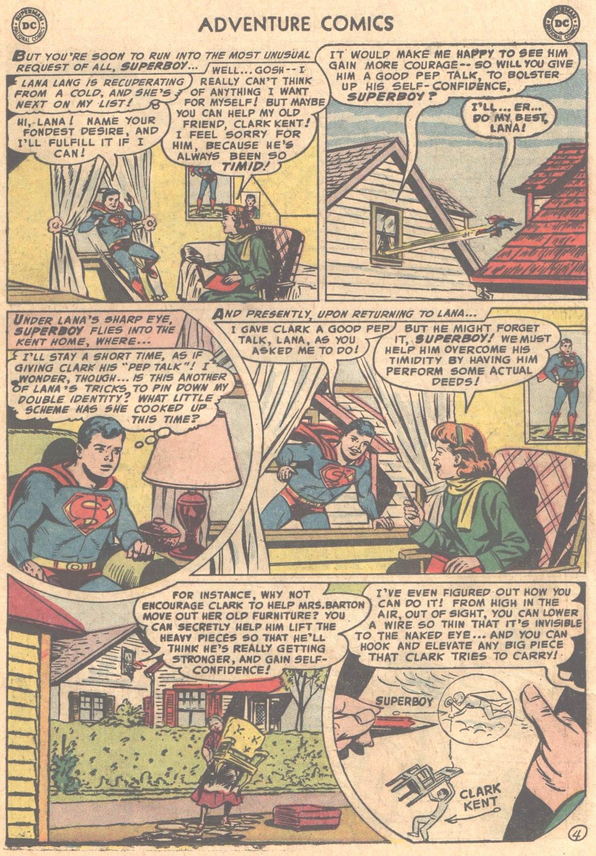 Read online Adventure Comics (1938) comic -  Issue #331 - 22