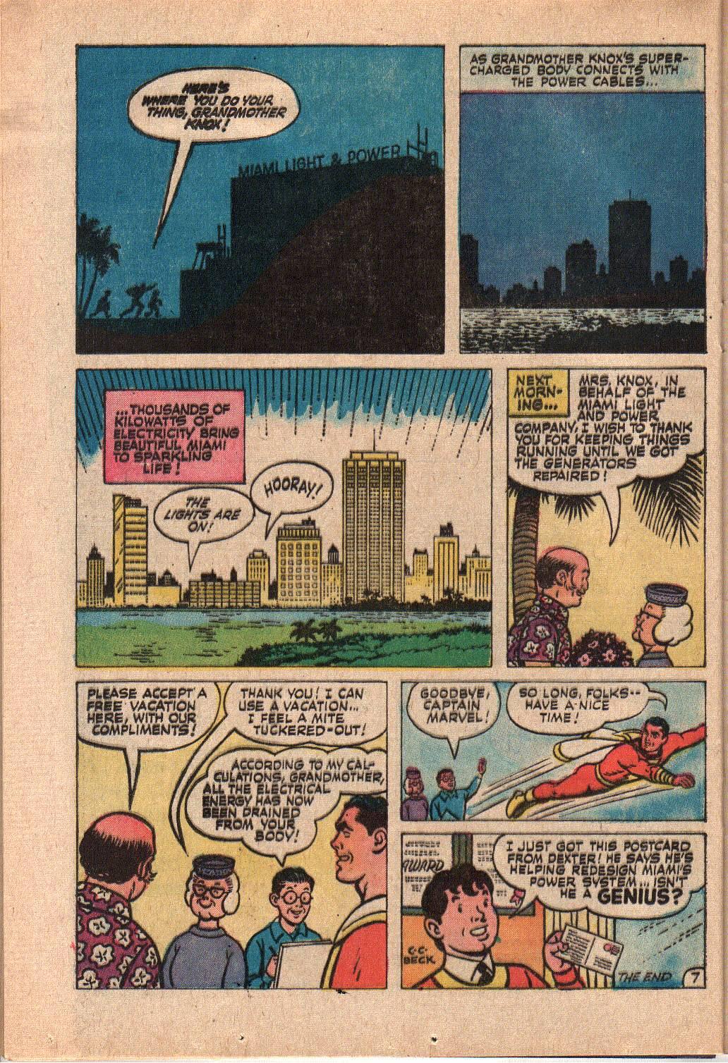 Read online Shazam! (1973) comic -  Issue #6 - 24