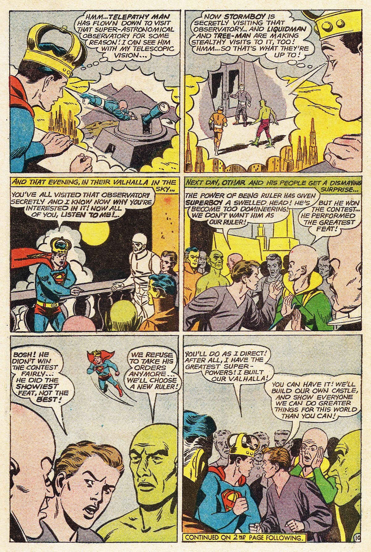 Read online Adventure Comics (1938) comic -  Issue #371 - 27