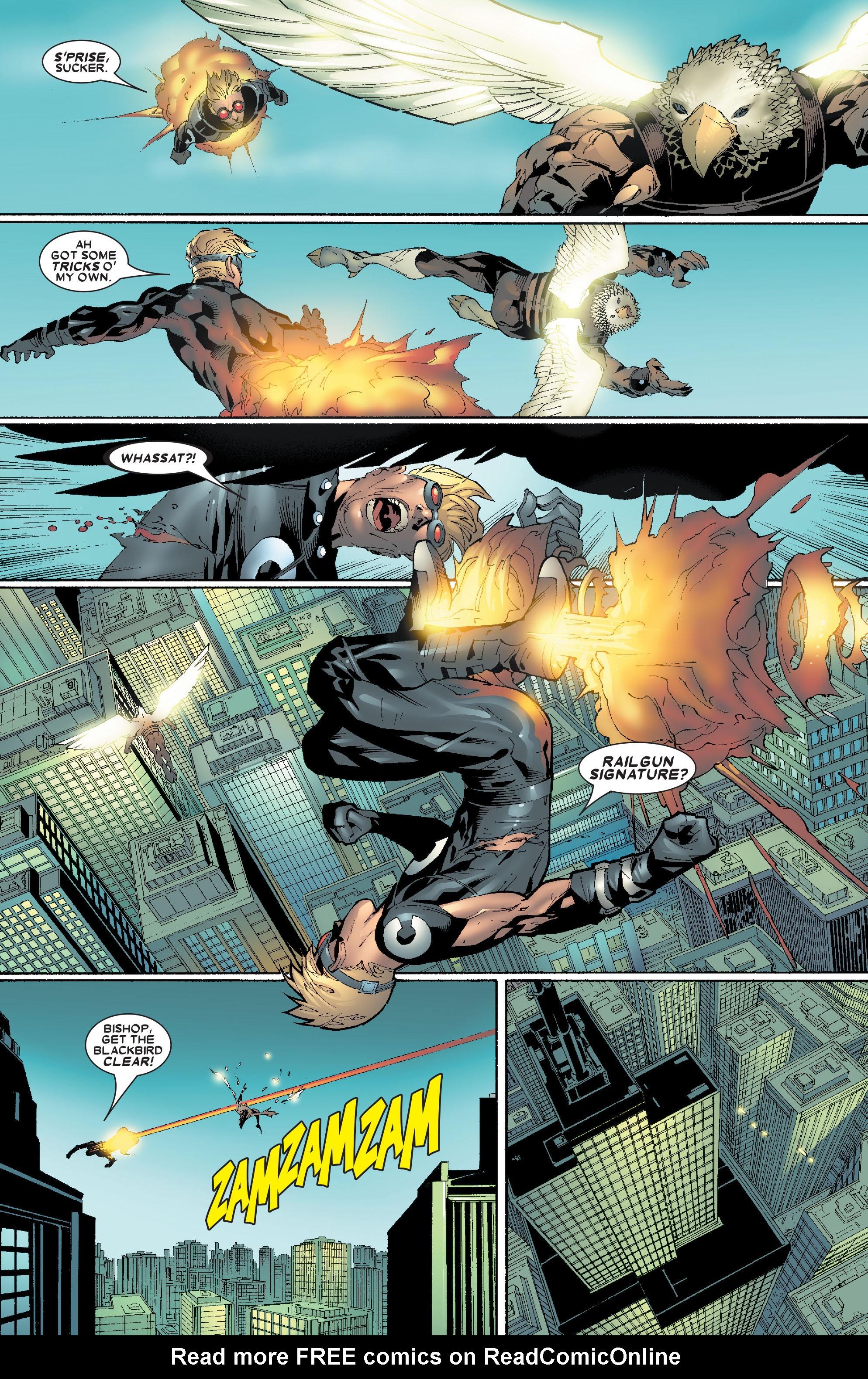 Read online Uncanny X-Men (1963) comic -  Issue #471 - 14