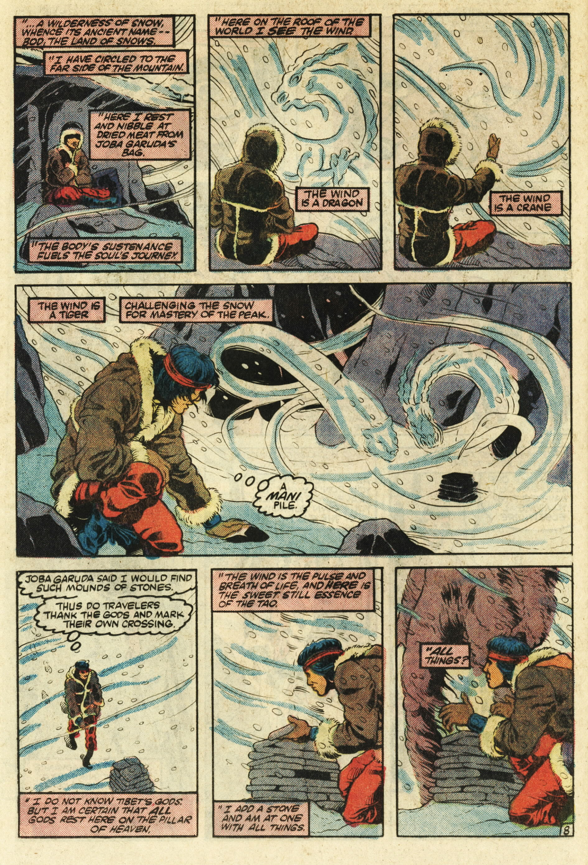 Read online Master of Kung Fu (1974) comic -  Issue #124 - 9