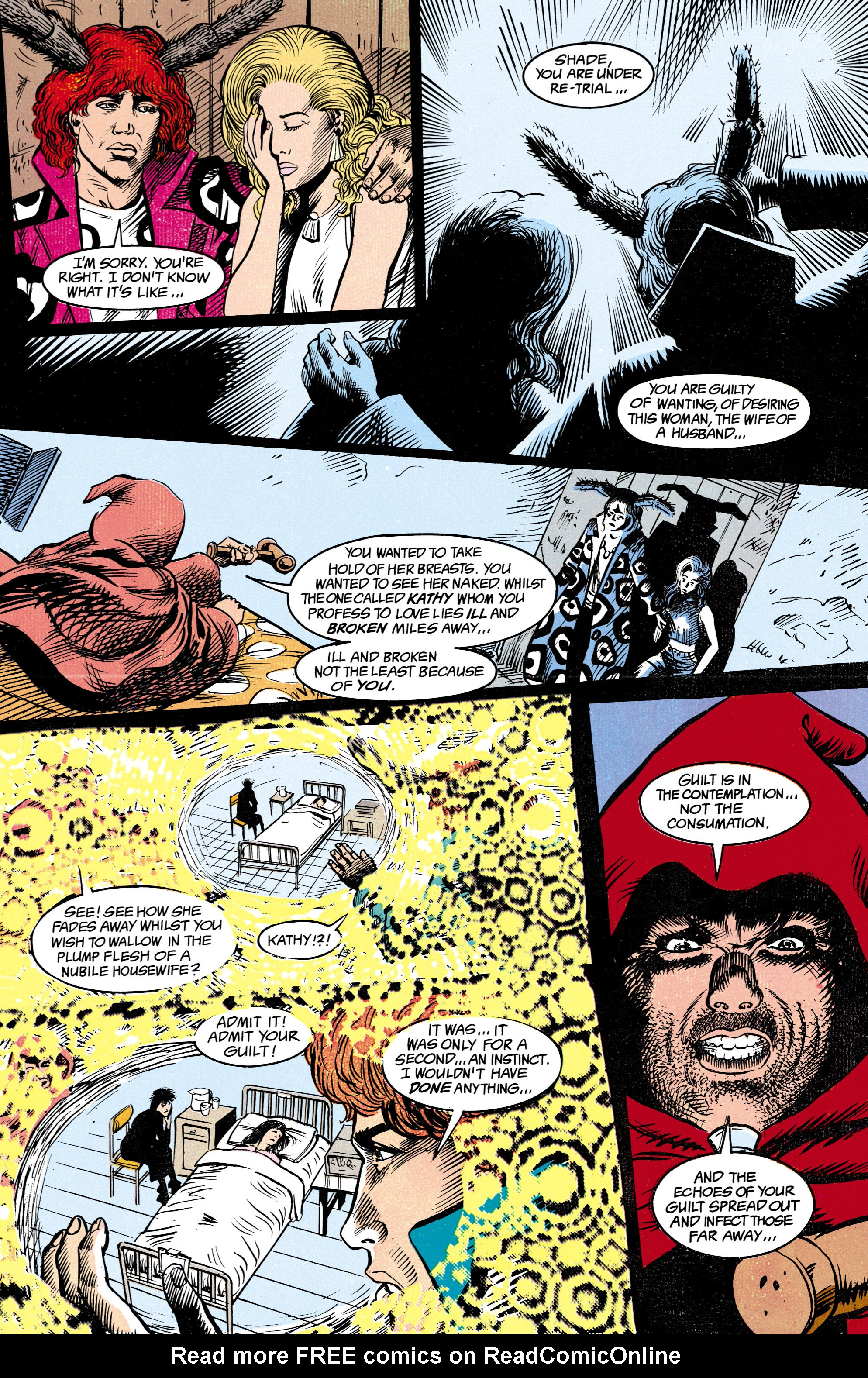 Read online Shade, the Changing Man comic -  Issue #14 - 11