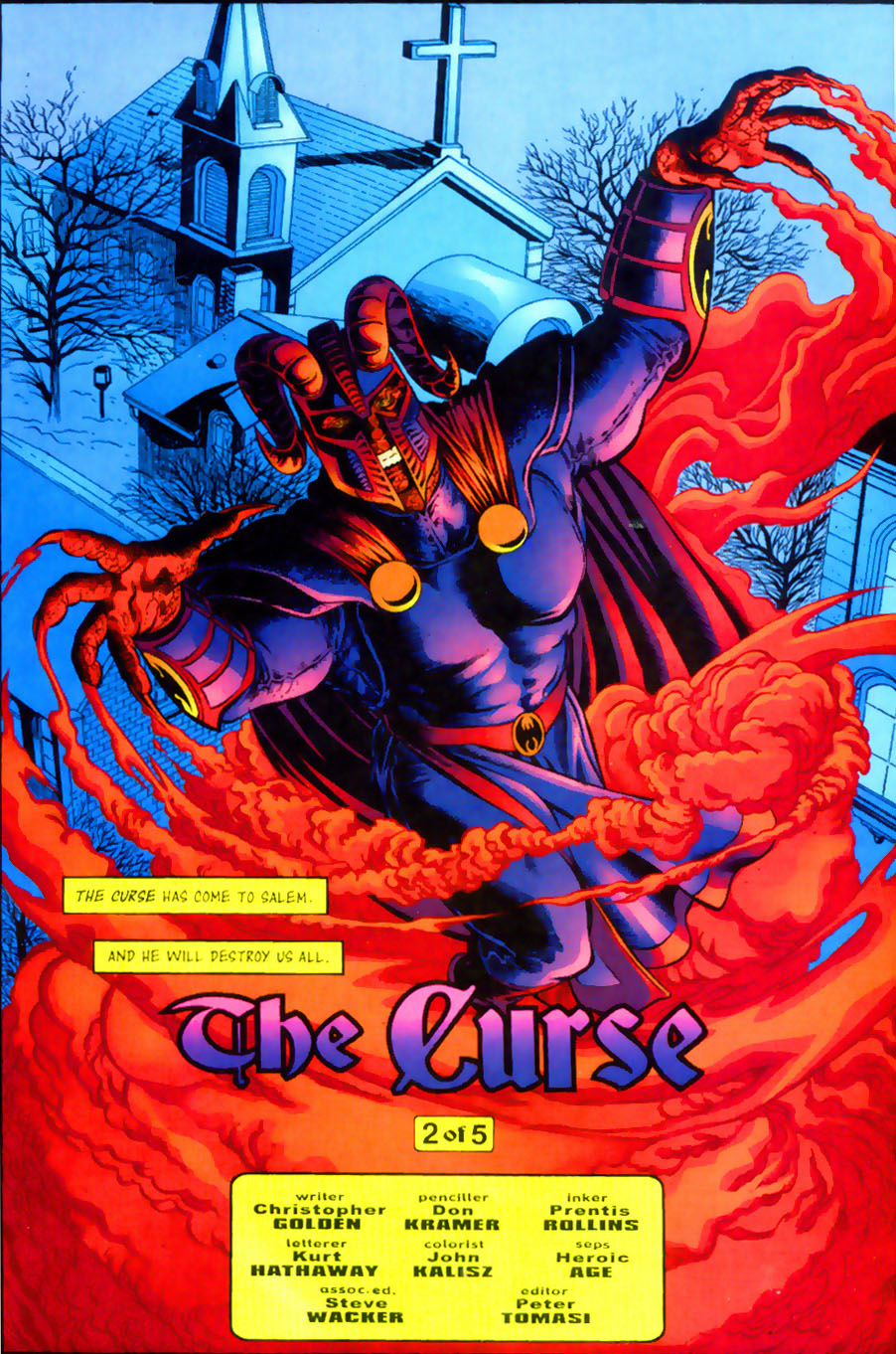 Read online Doctor Fate (2003) comic -  Issue #2 - 23