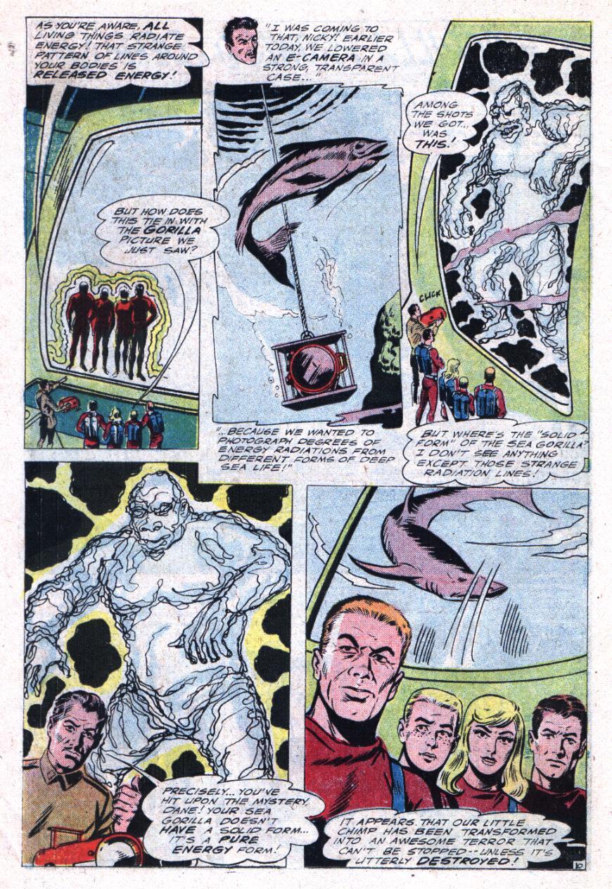 Read online Sea Devils comic -  Issue #30 - 15