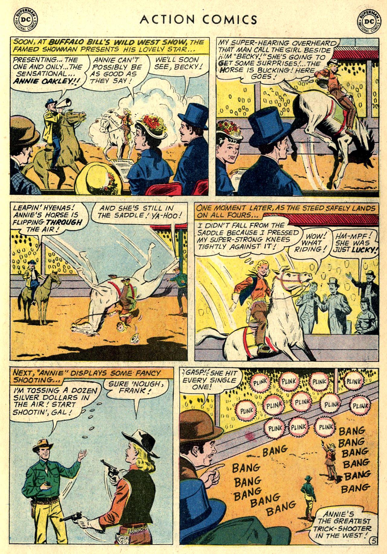 Action Comics (1938) 274 Page 22