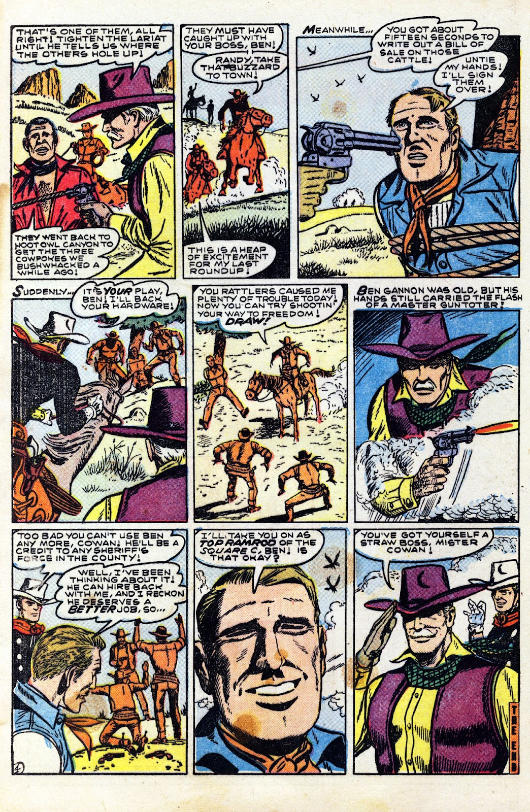 The Rawhide Kid (1955) issue 12 - Page 20