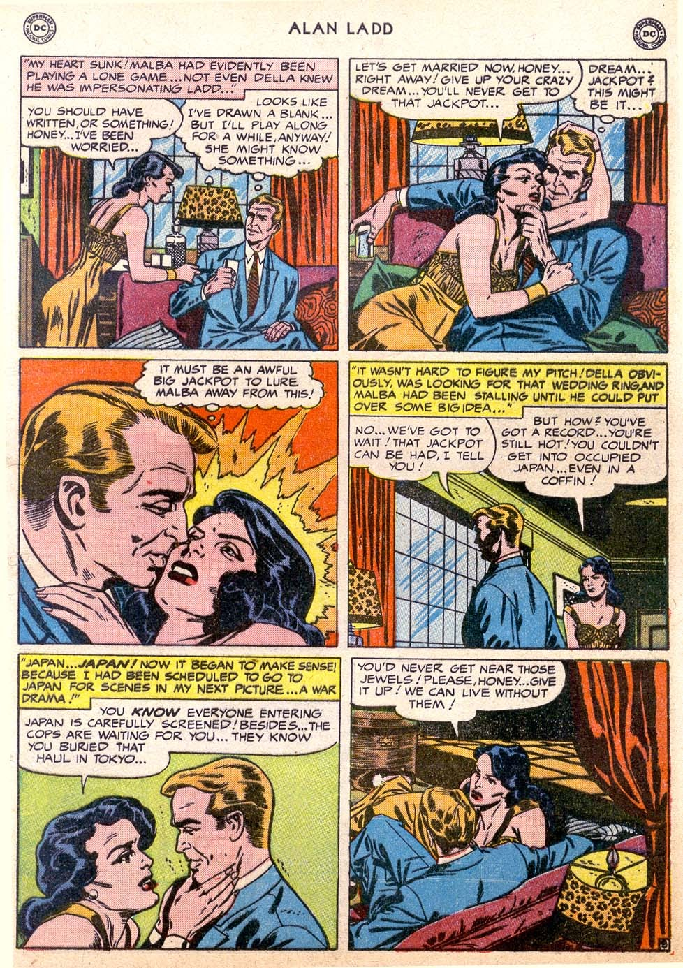 Adventures of Alan Ladd issue 4 - Page 11