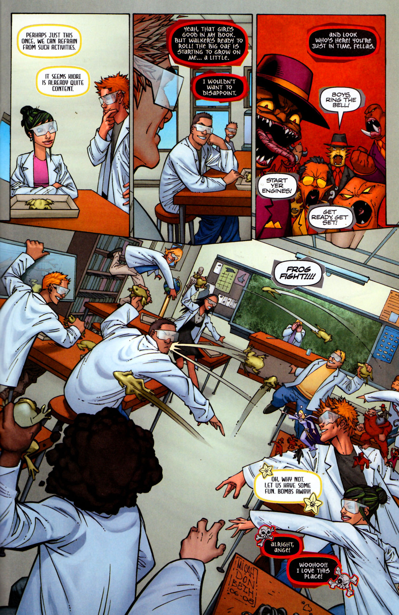 Read online Shrugged (2006) comic -  Issue #8 - 39